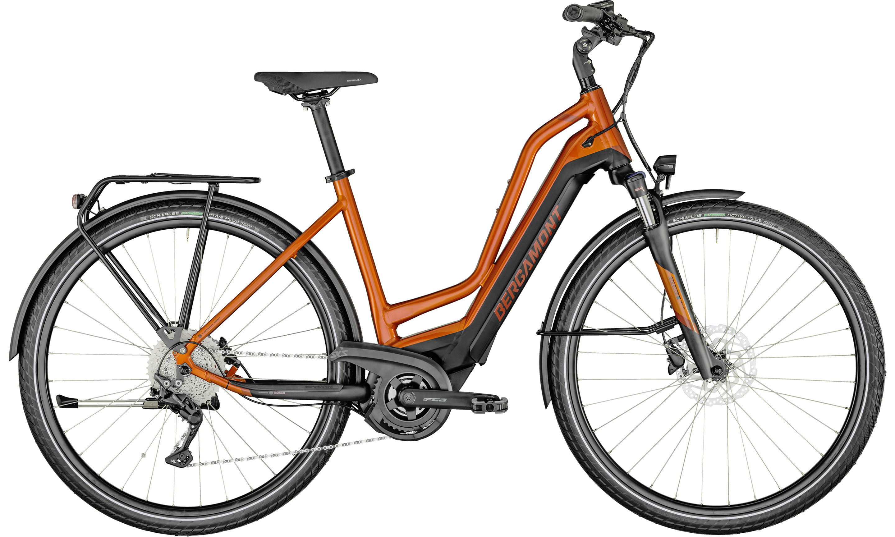 E-Horizon Edition Amsterdam orange | Bouticycle