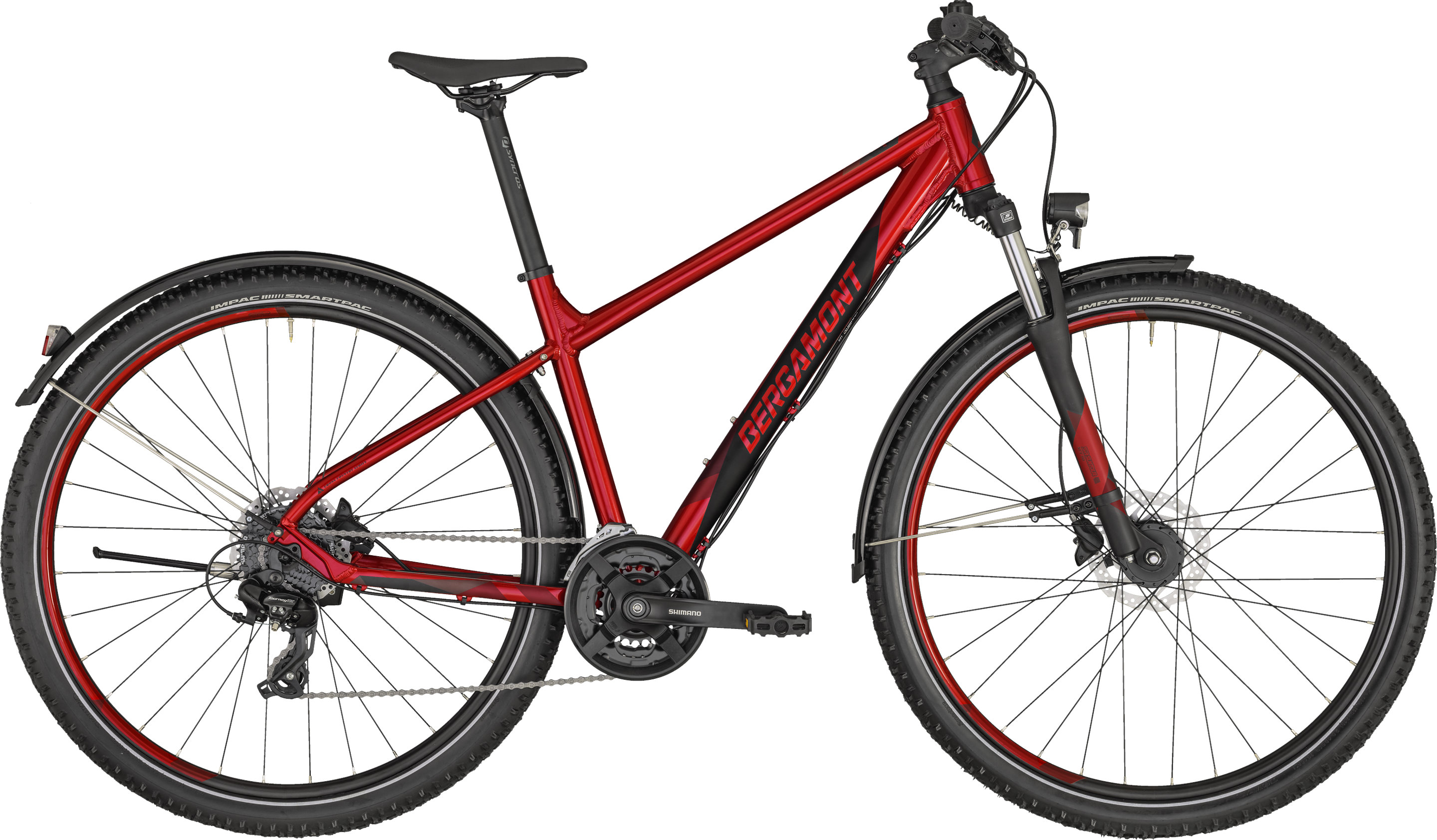 Revox 3 EQ red | Vélo Station