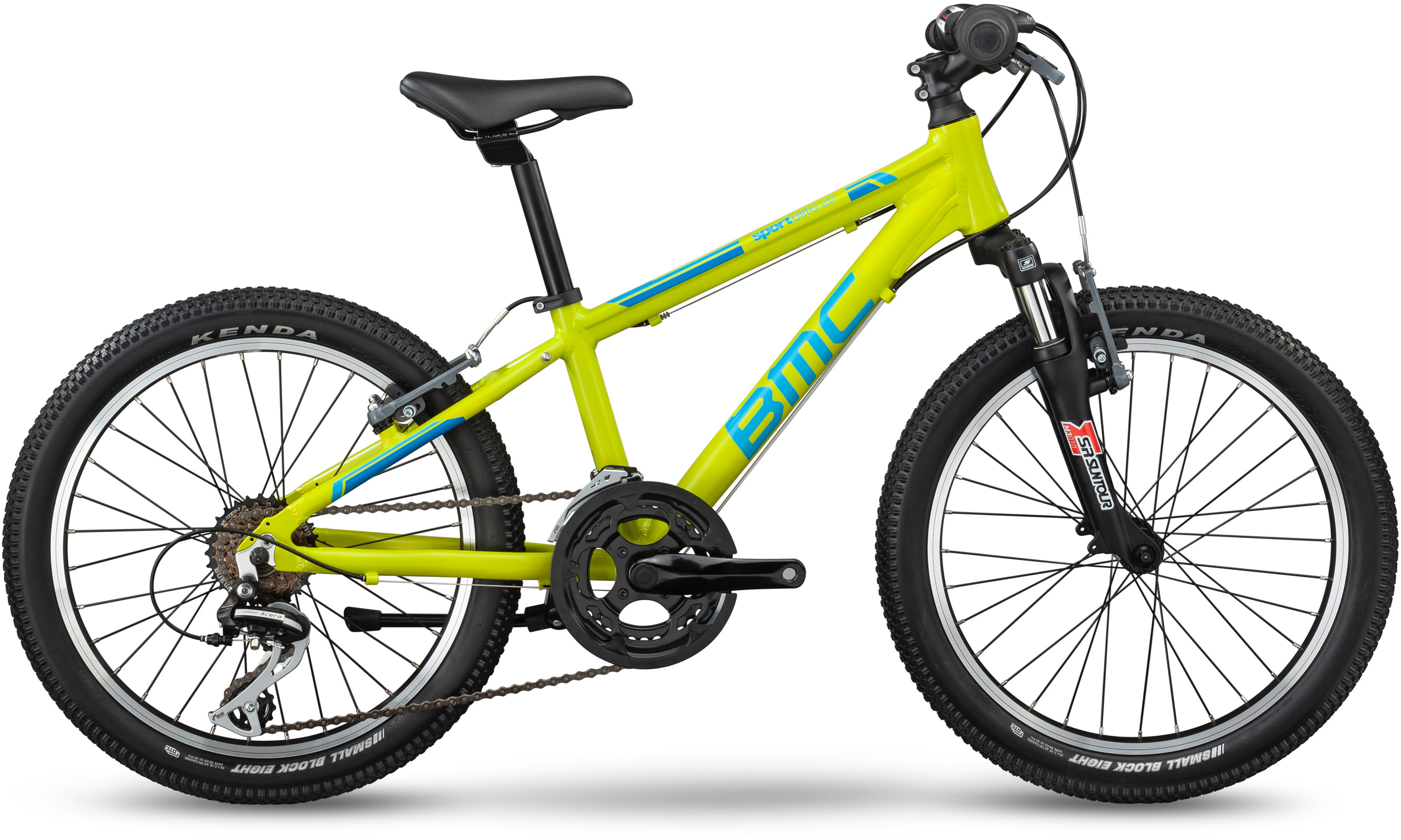 Sportelite SE20 Lime Blue | Bouticycle