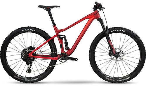Bmc Speedfox 02 ONE red red red