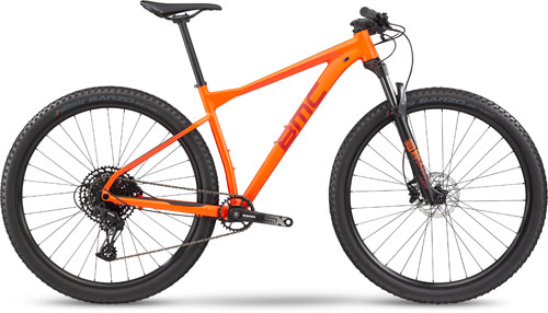 Bmc Teamelite 03 TWO Orange & Blood Orange