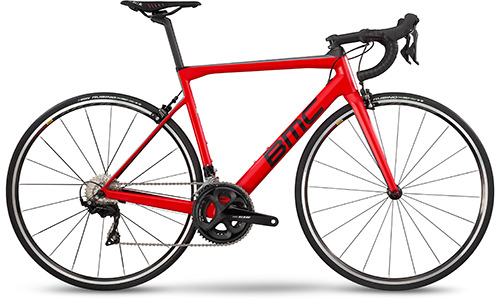 Bmc teammachine SLR02 TWO red blk gry