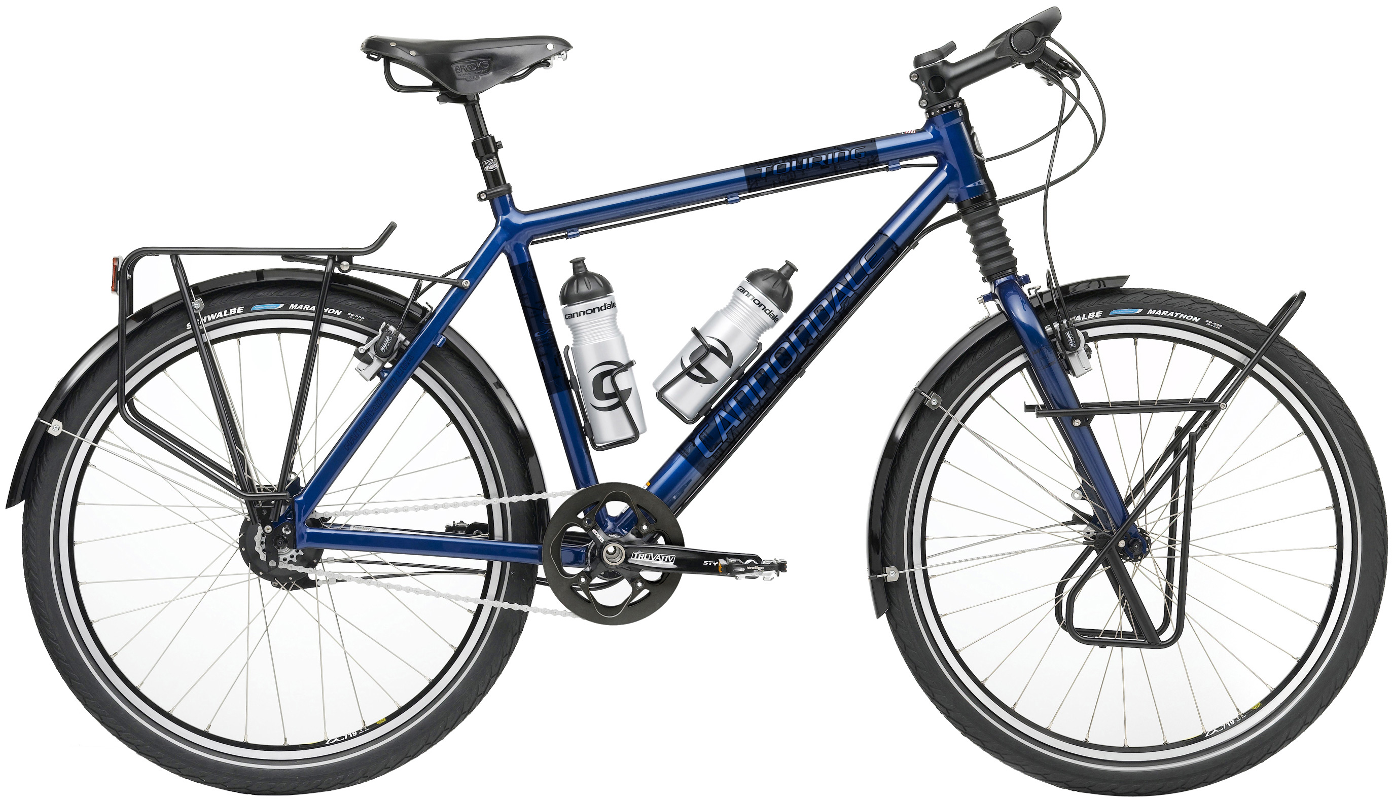 ded2087c895 Cannondale Touring Rohloff Ultra - | Culture Vélo
