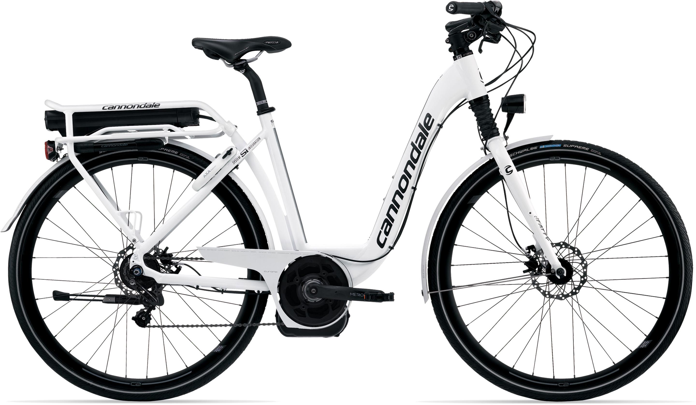 Cannondale E-Bike 1 Alfine 8 Womens - 2013 - Vélos