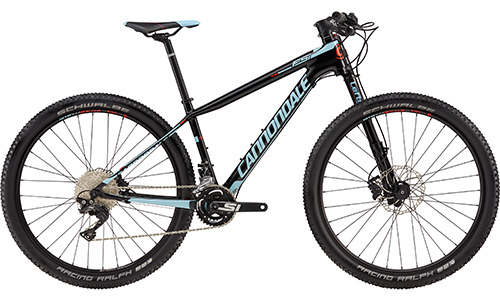Cannondale F-Si carbone 2 femme BLK 27.5