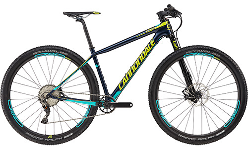 Cannondale F-Si carbone 2 ORG 29
