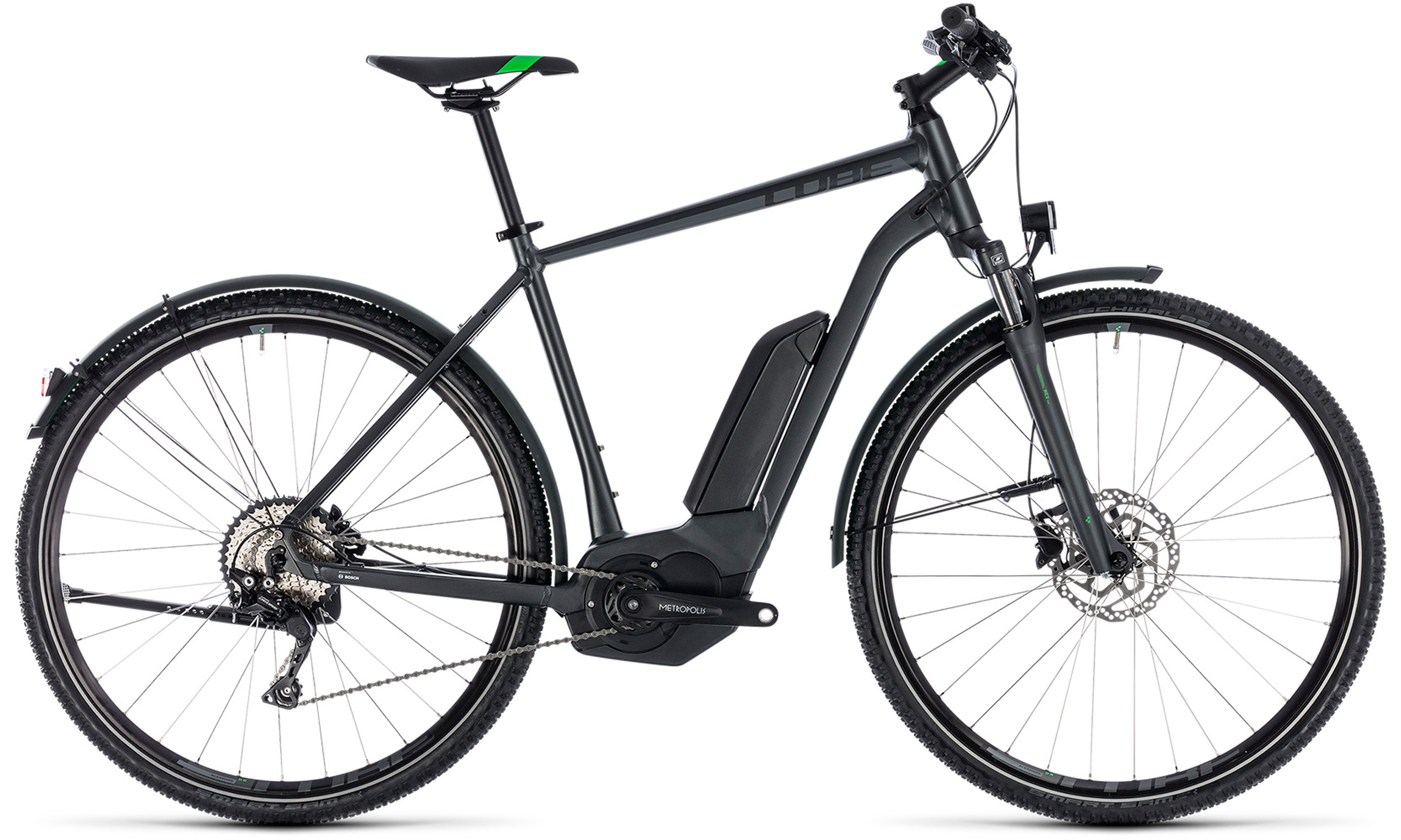 Cross Hybrid Pro Allroad 500 | Vélo Station