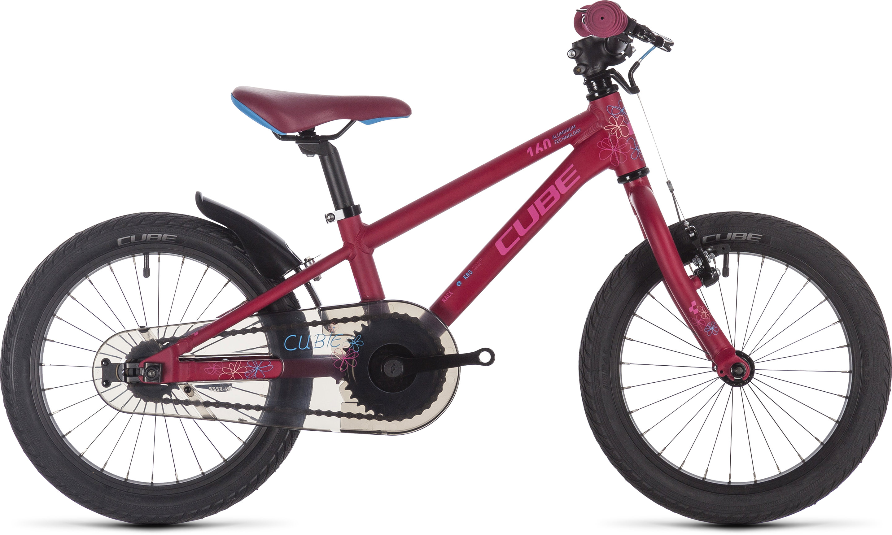 Cube Cubie 160 girl berry´n´pink´n´blue | Bouticycle