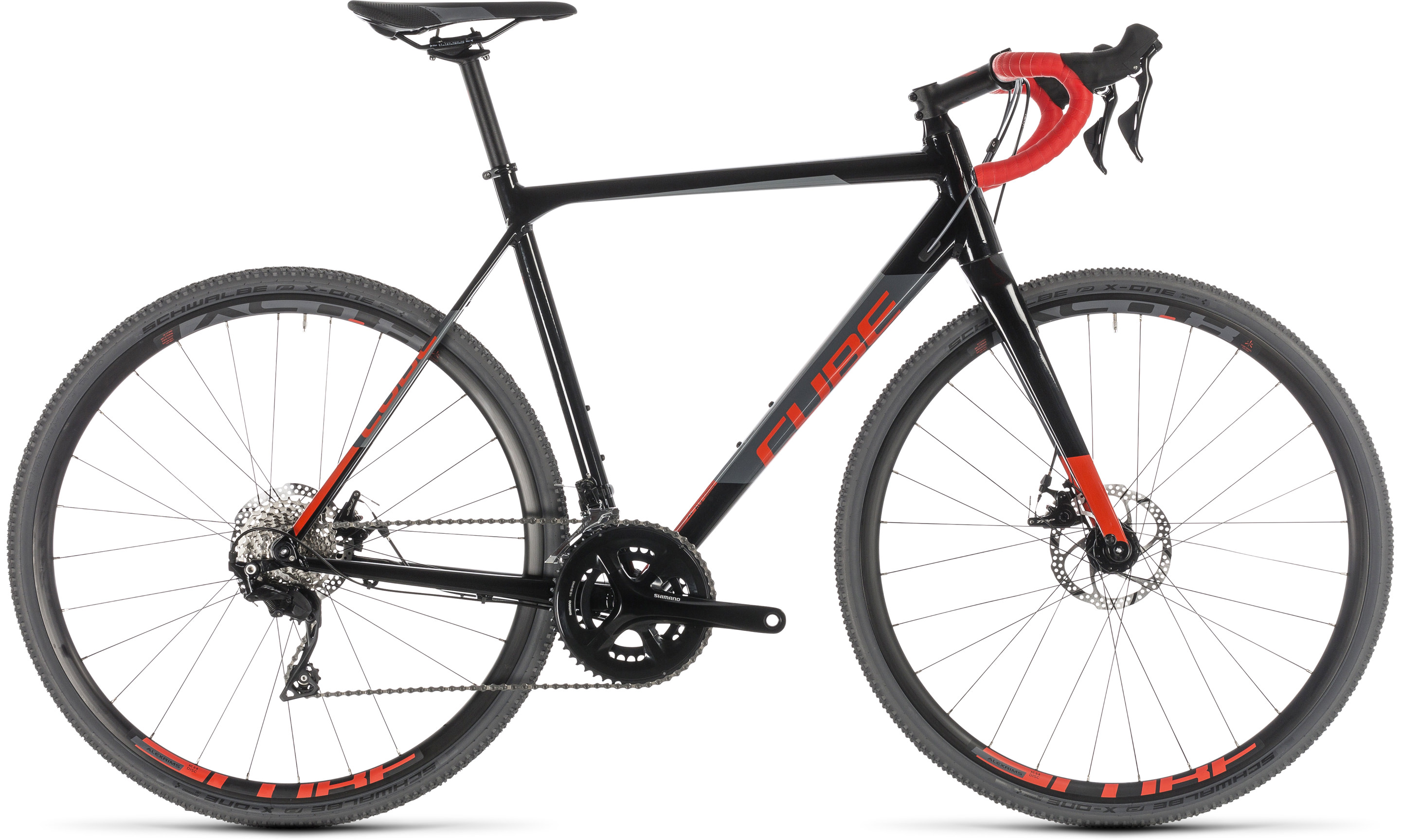 Cube Cross Race black´n´red | Vélo Station