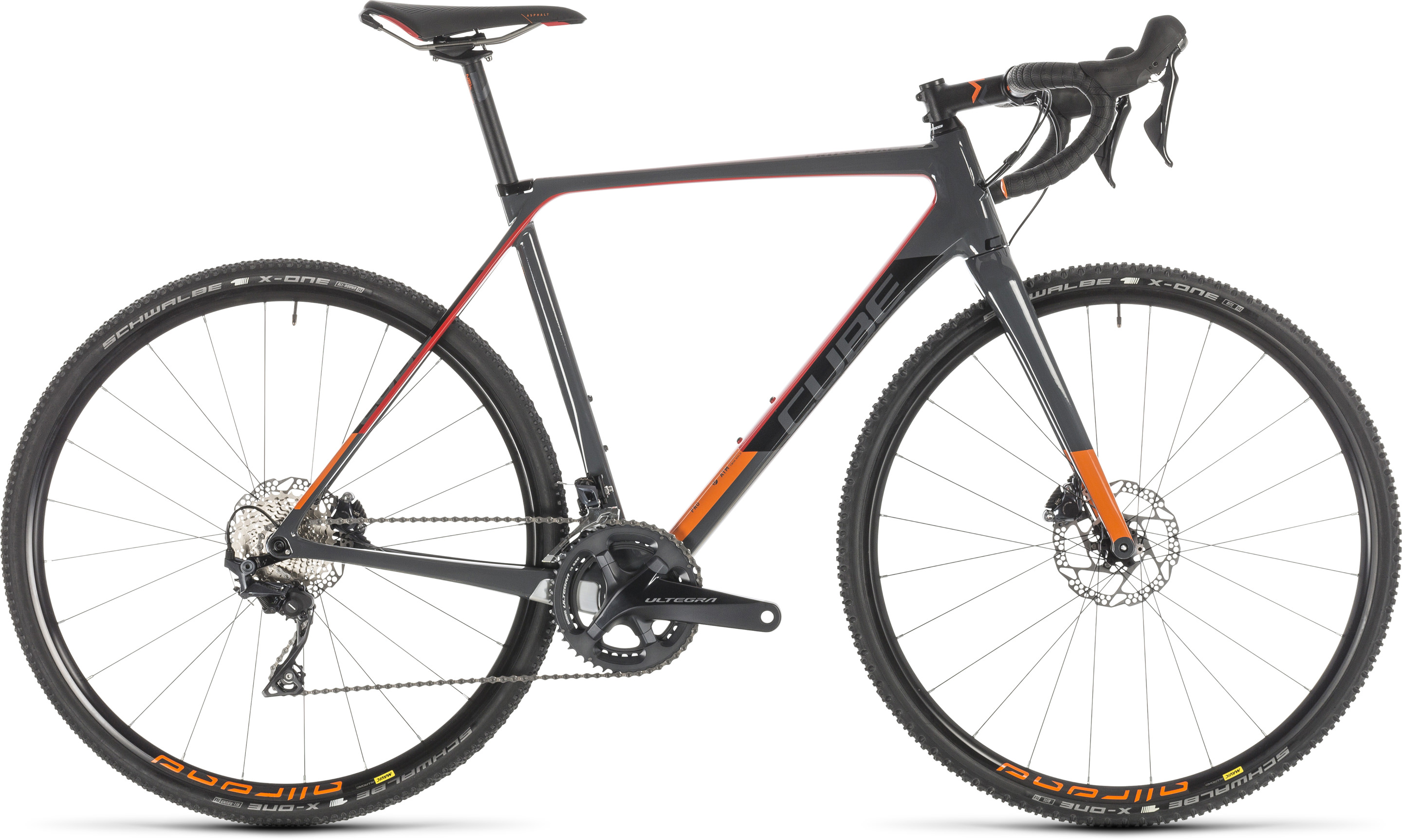 Cube Cross Race C:62 Pro grey´n´red | Vélo Station