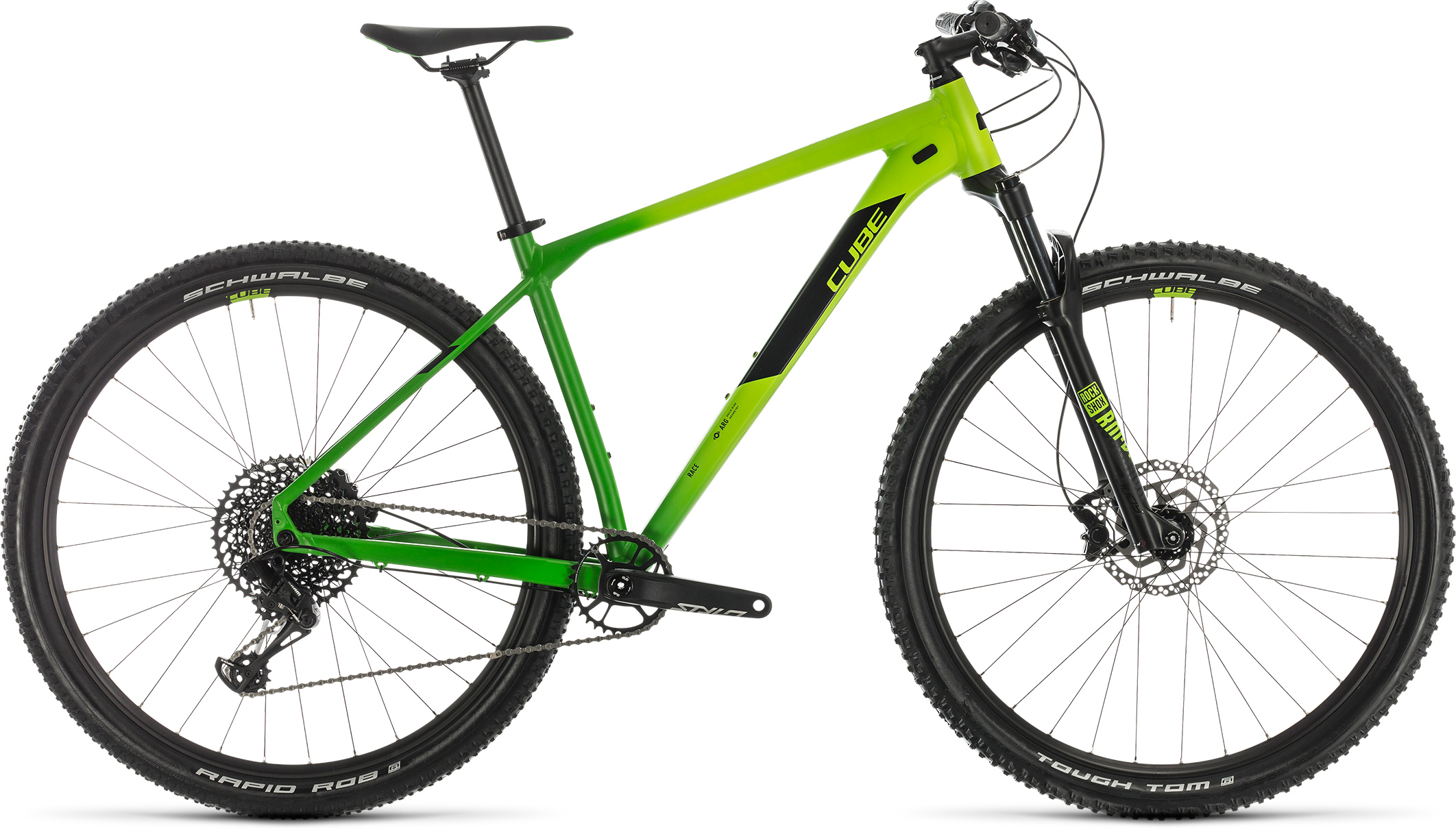 Reaction Race green´n´black | Bouticycle