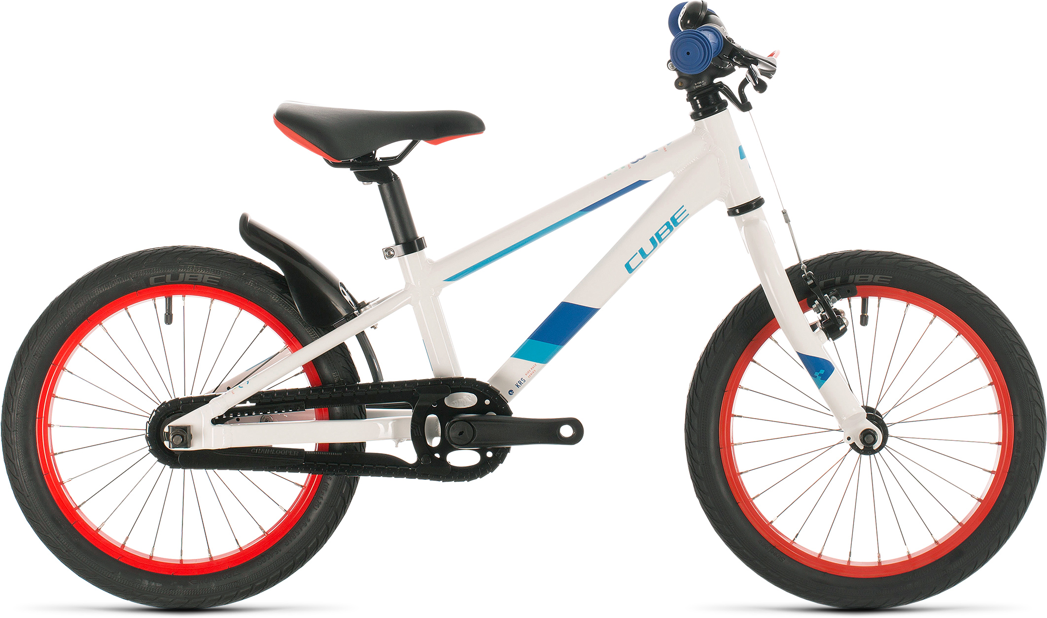 Cubie 160 white´n´blue | Bouticycle