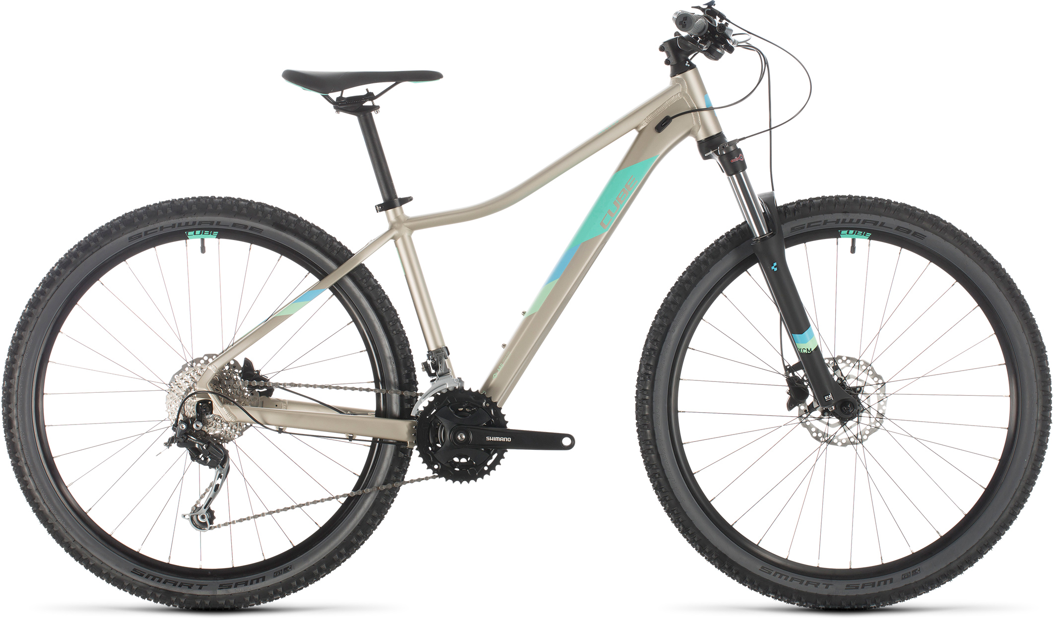 Access WS Pro titan´n´mint | Bouticycle