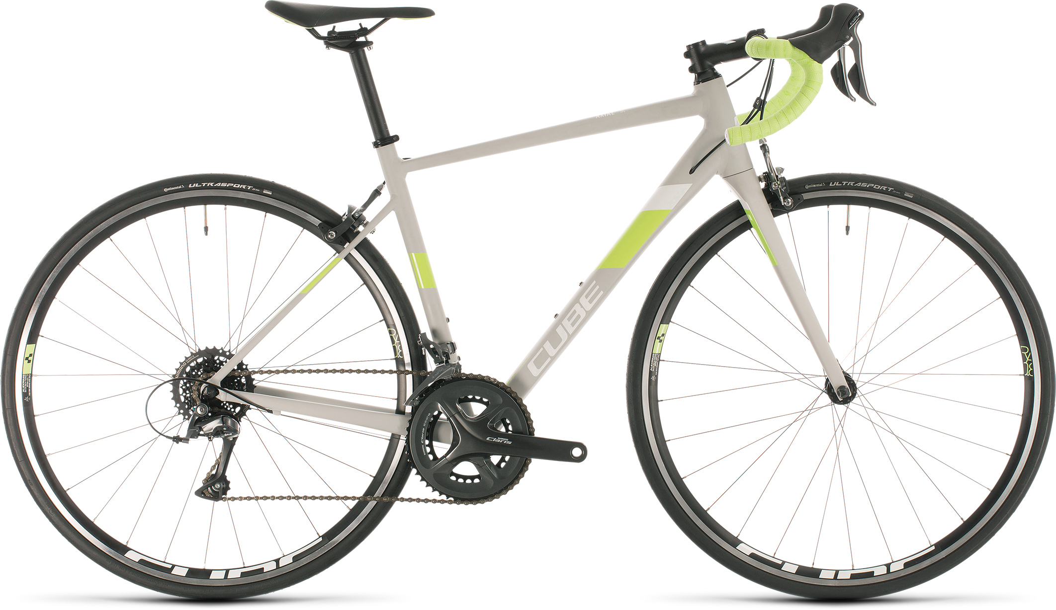 Axial WS lightgrey´n´green | Vélo Station