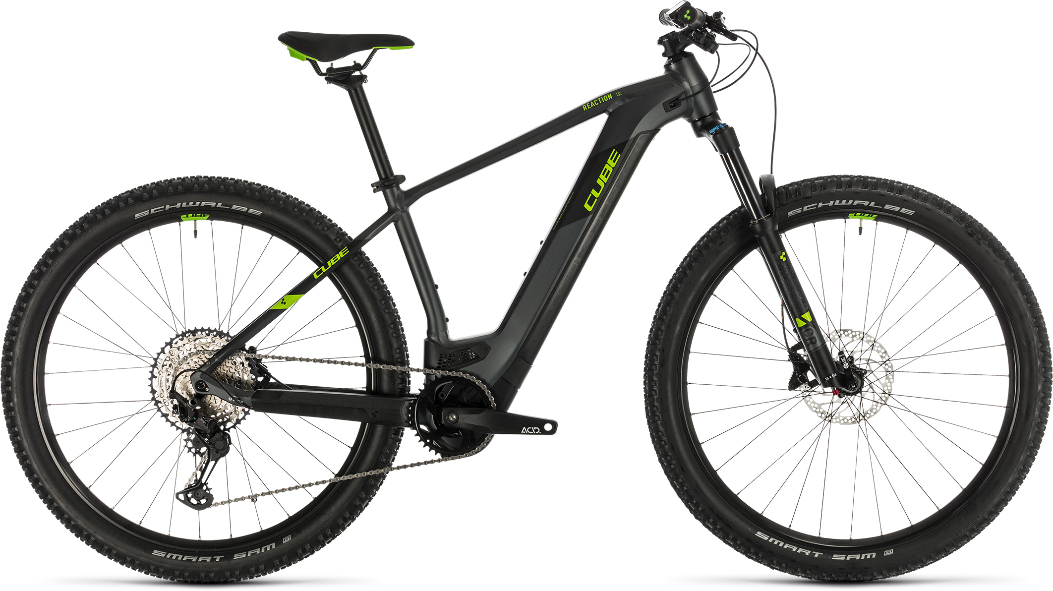 Reaction Hybrid EXC 625 29 iridium´n´green | Vélo Station