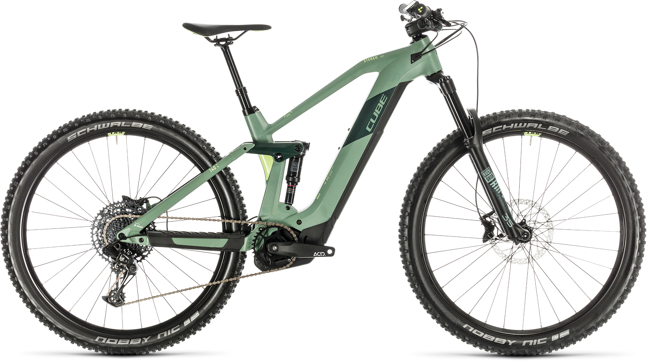 Stereo Hybrid 140 HPC Race 625 29 green´n´sharpgreen | Vélo Station