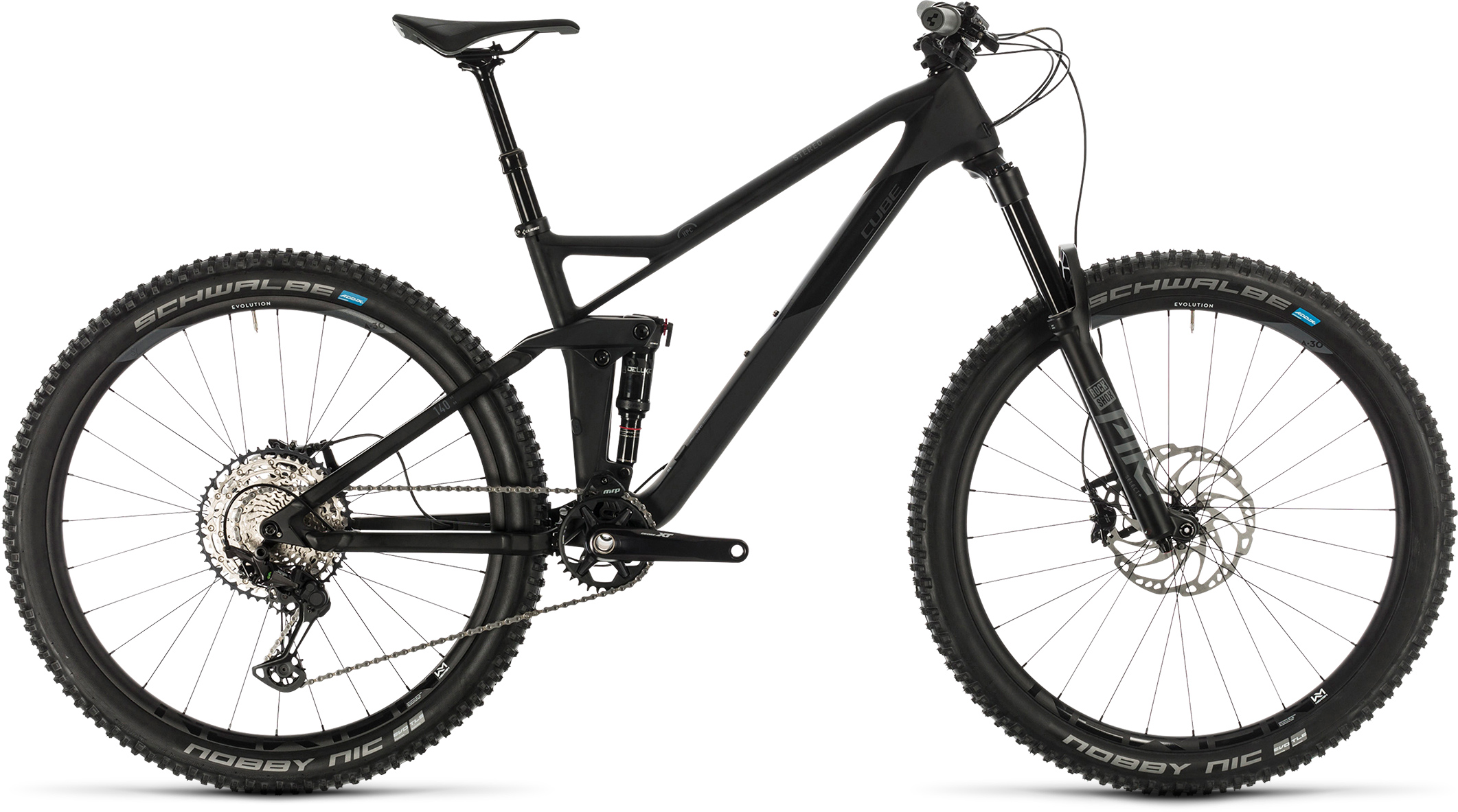 Stereo 140 HPC SL 27.5 carbon´n´grey | Bouticycle