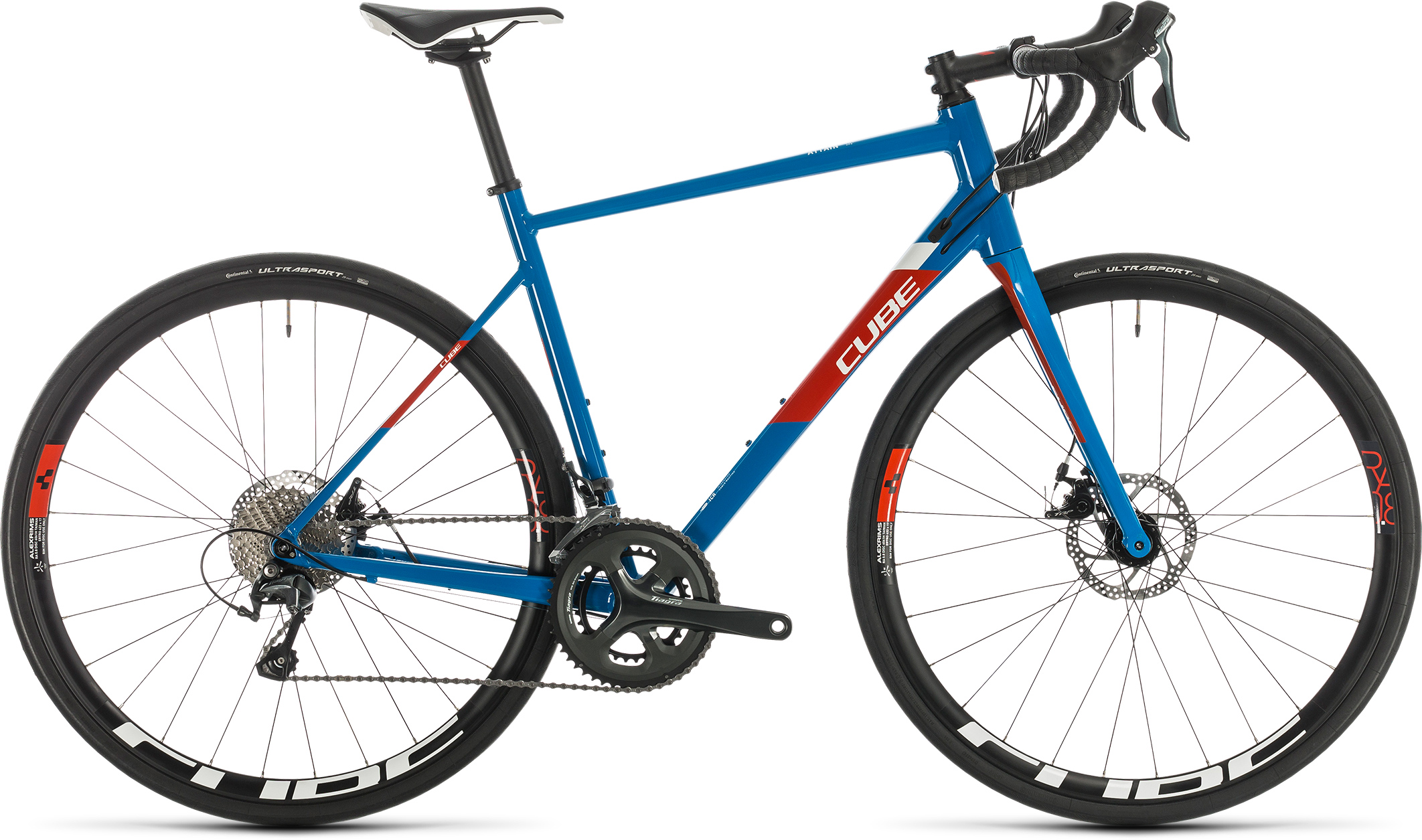 Attain Race blue´n´red | Vélo Station