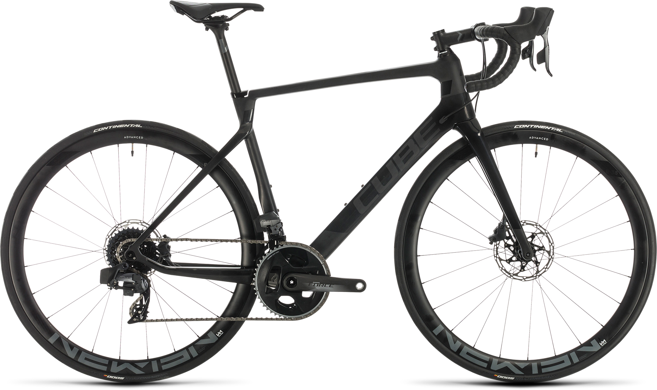 Agree C:62 SLT carbon´n´black | Bouticycle