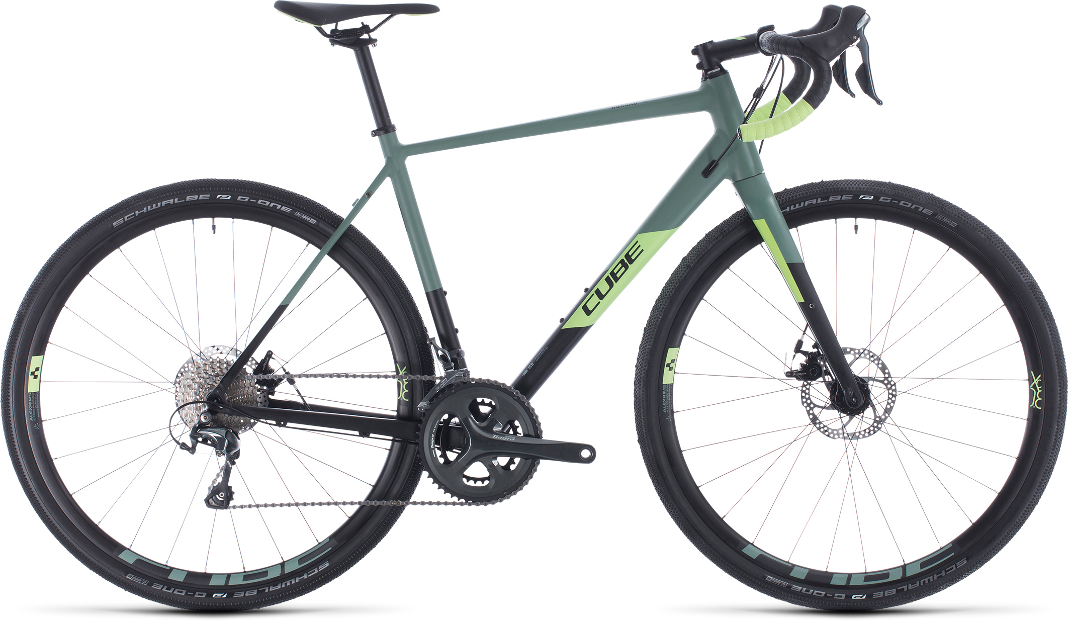 Nuroad Pro black´n´sharpgreen | Bouticycle