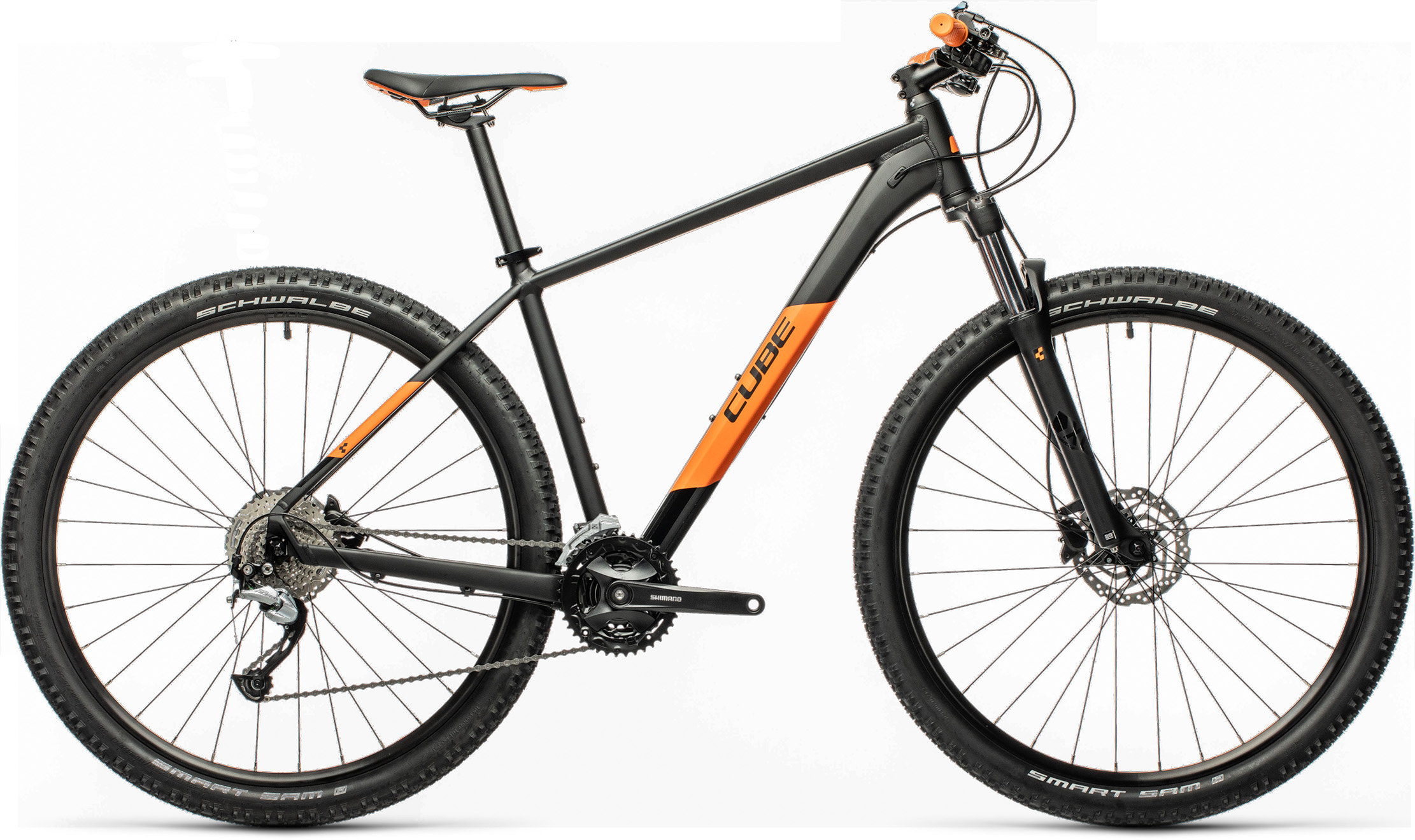 Aim SL black´n´orange | Bouticycle