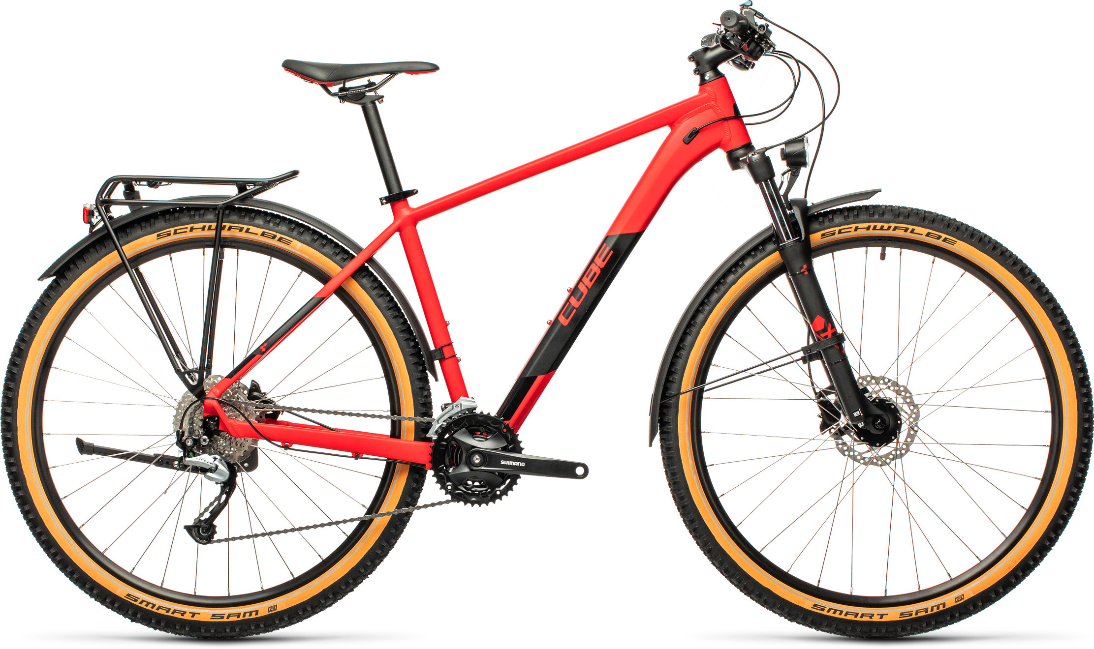 Aim SL Allroad red´n´black | Vélo Station