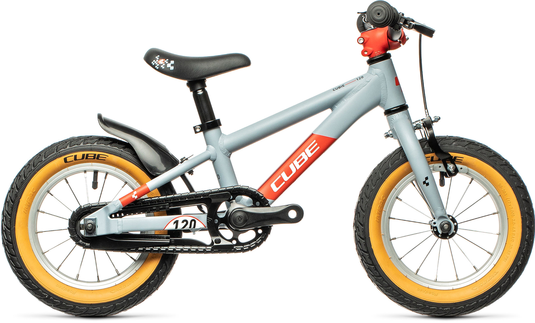 Cubie 120 grey´n´red | Bouticycle