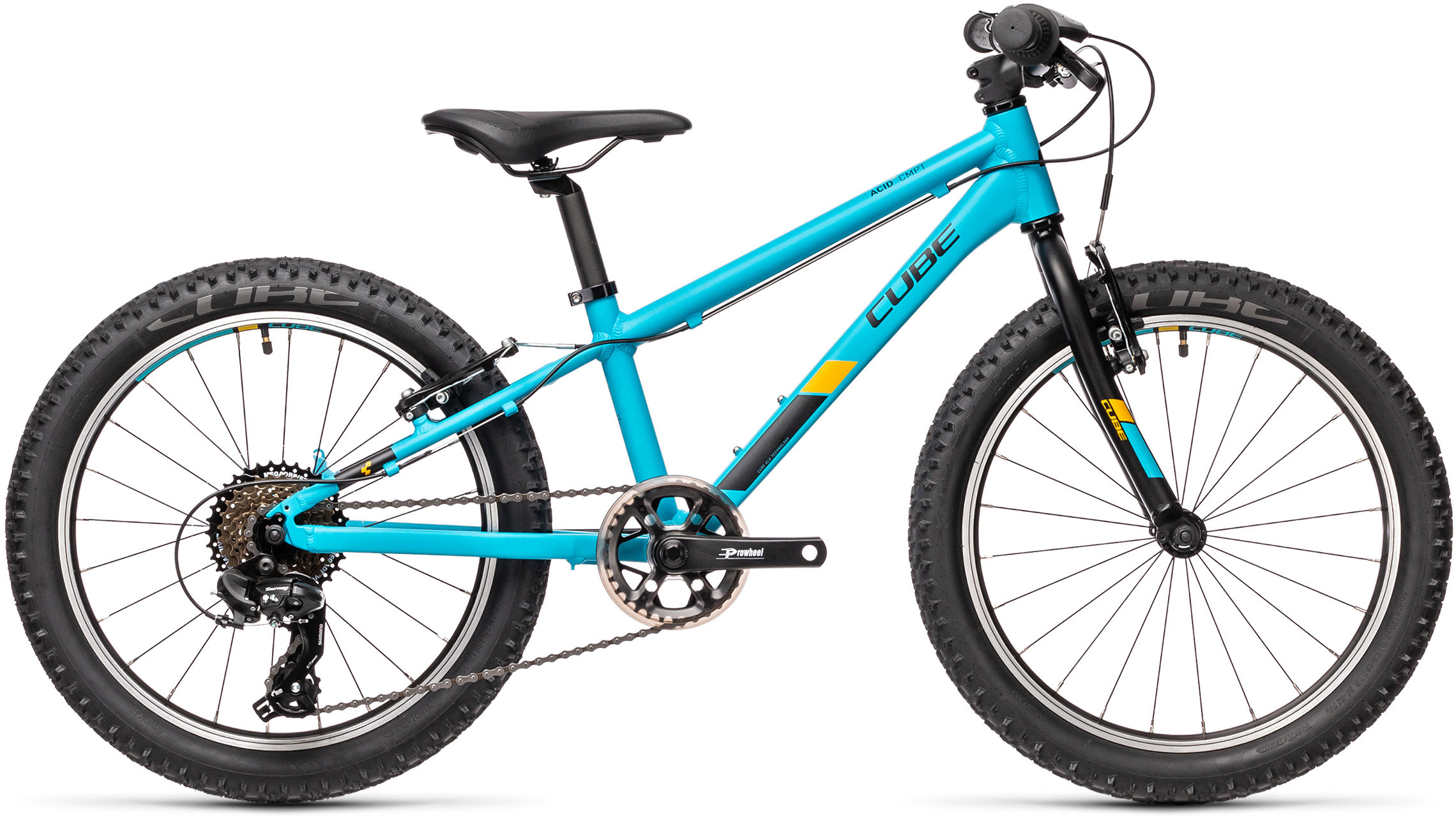 Acid CMPT 200 blue´n´orange | Bouticycle