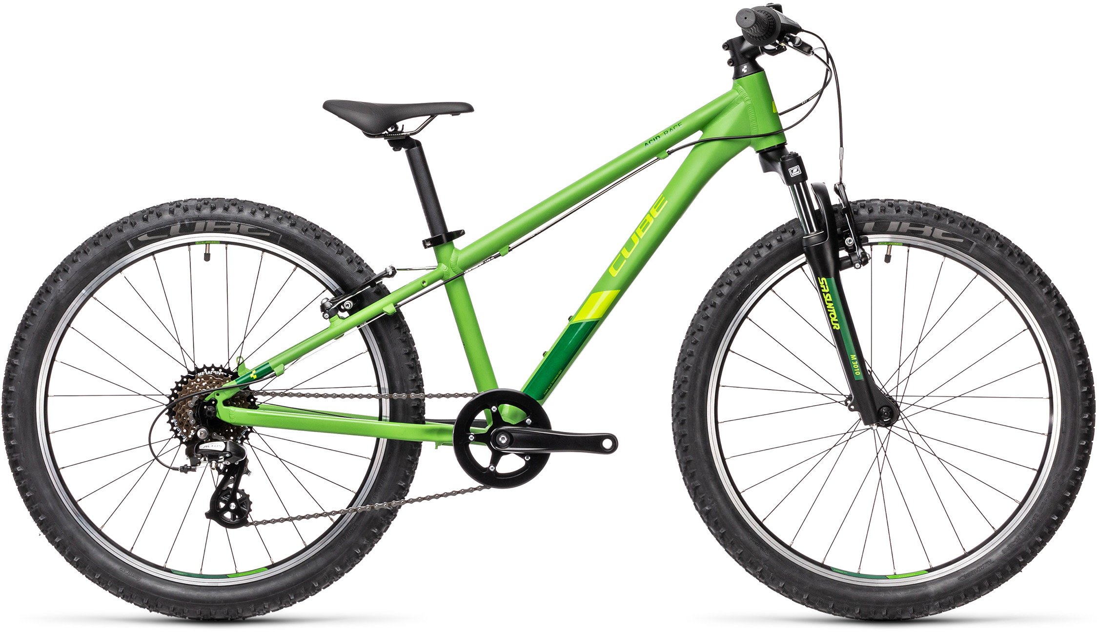 Acid 240 green´n´pine | Bouticycle