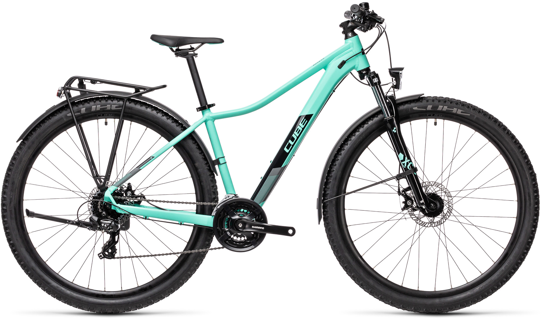 Access WS Allroad mint´n´black | Vélo Station