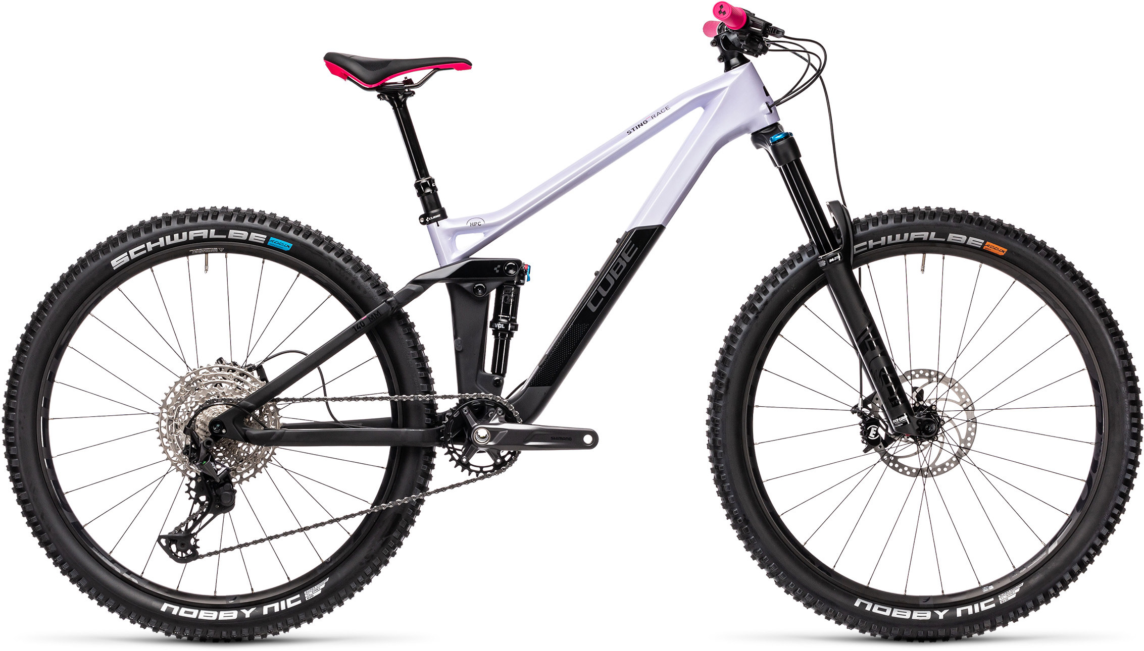 Sting WS 140 HPC Race violetwhite´n´carbon | Bouticycle