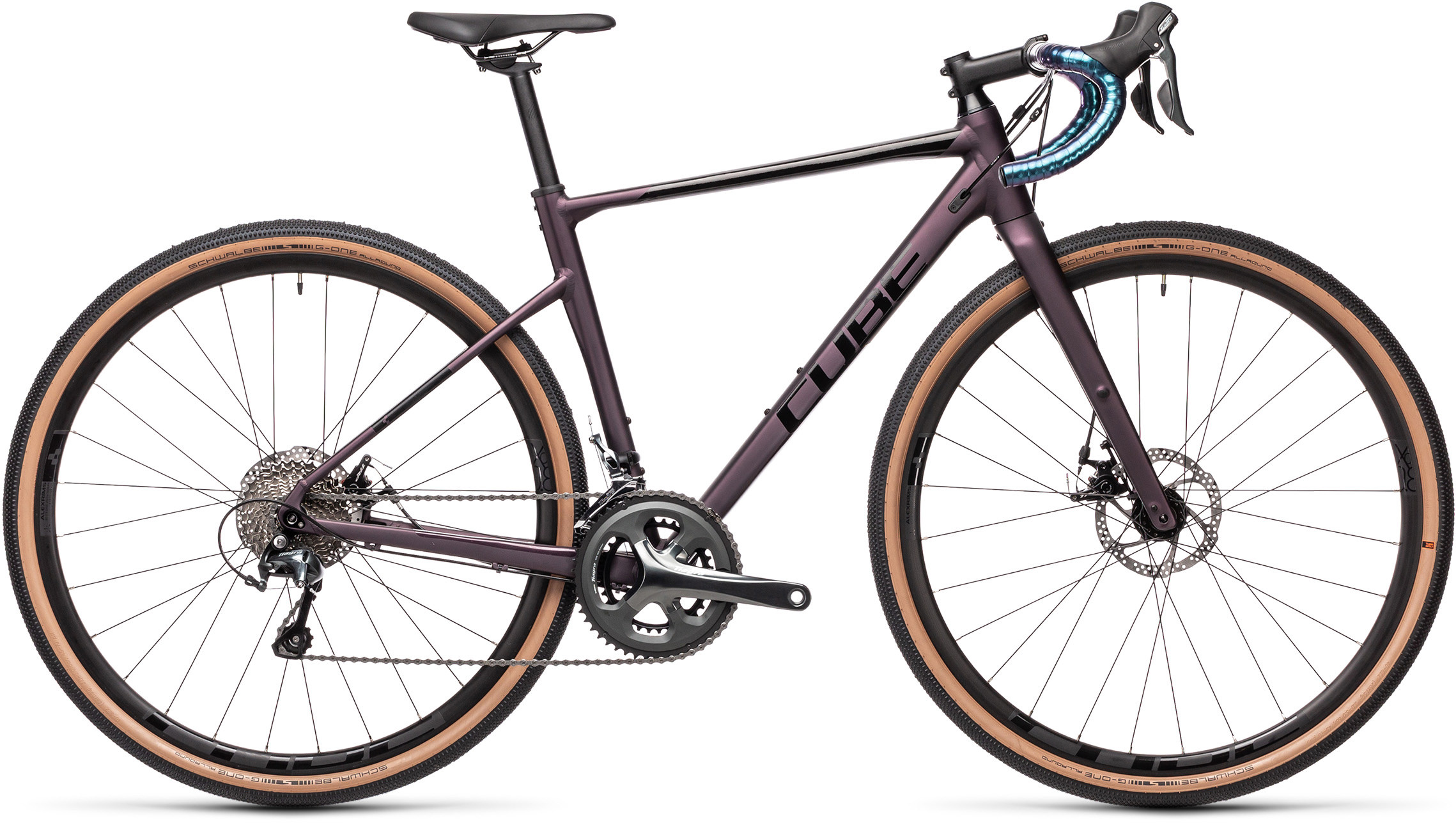 Nuroad WS smokylilac´n´black | Bouticycle