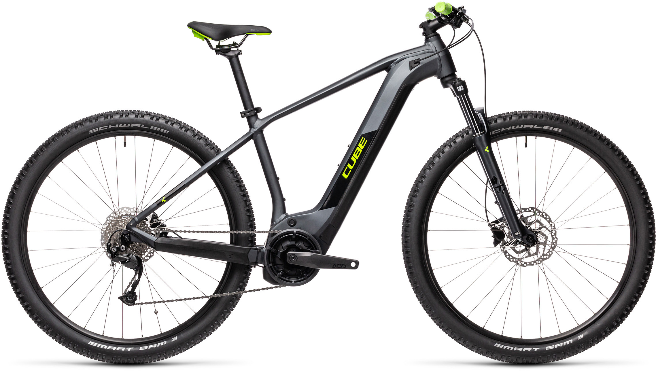 Reaction Hybrid Performance 400 iridium´n´green | Bouticycle