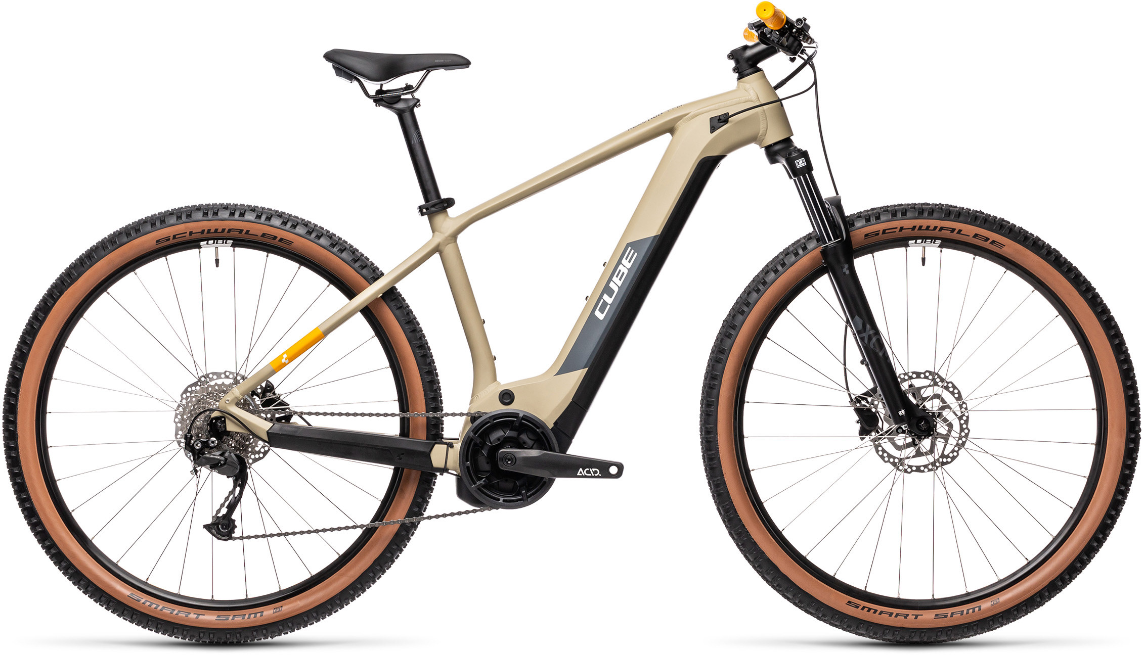 Reaction Hybrid Performance 500 desert´n´orange | Bouticycle
