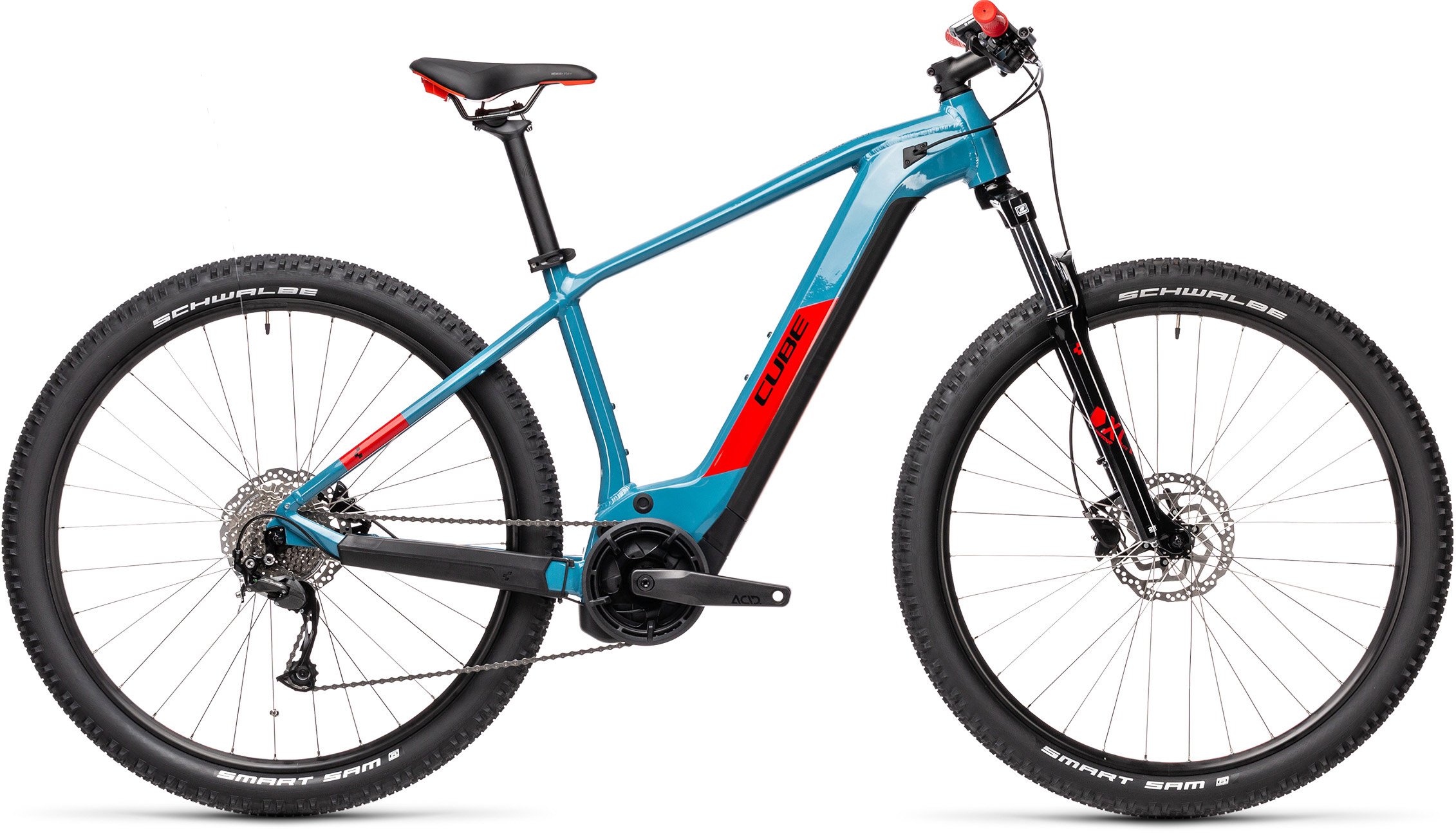 Reaction Hybrid Performance 500 blue´n´red | Bouticycle