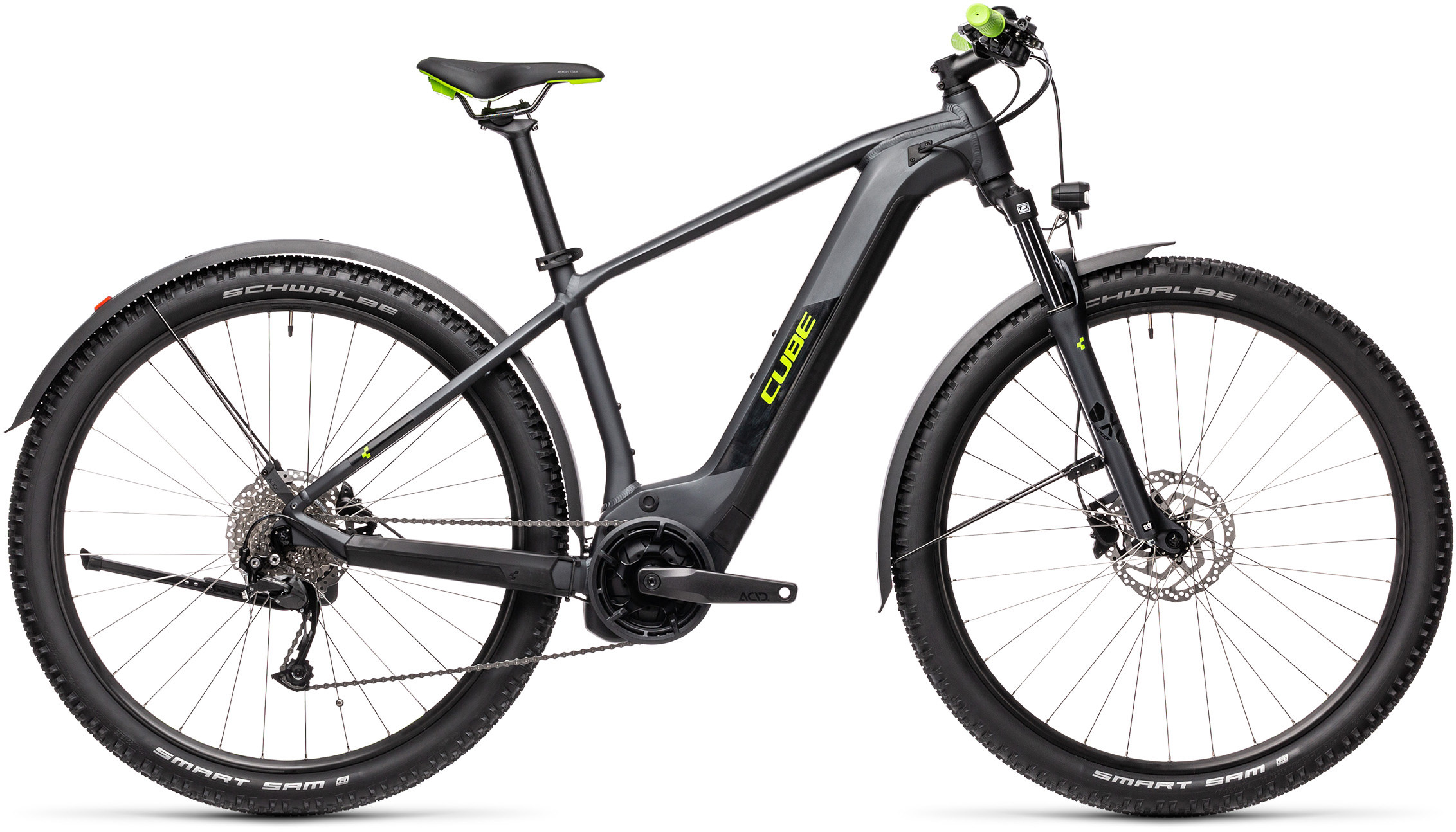 Reaction Hybrid Performance 400 Allroad iridium´n´green | Bouticycle