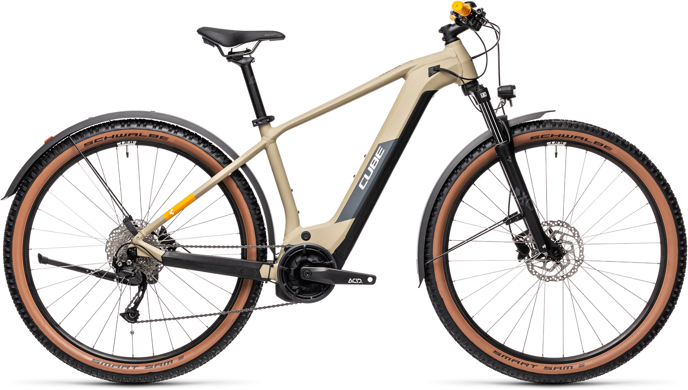 Reaction Hybrid Performance 400 Allroad desert´n´orange | Vélo Station