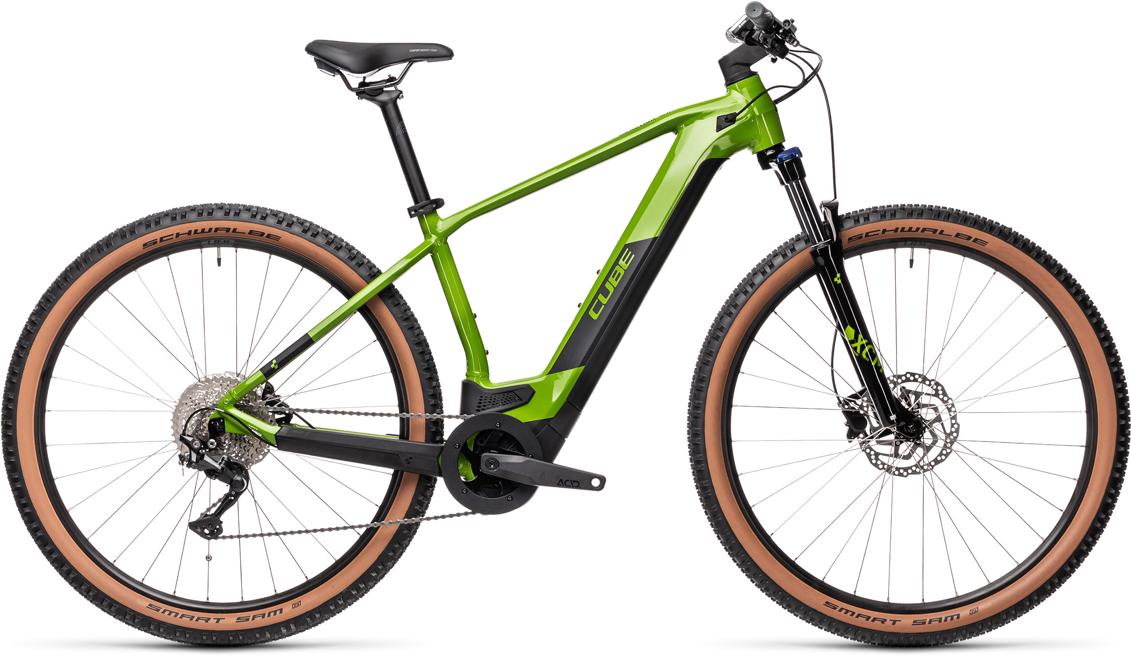 Reaction Hybrid ONE 500 29 deepgreen´n´black | Bouticycle