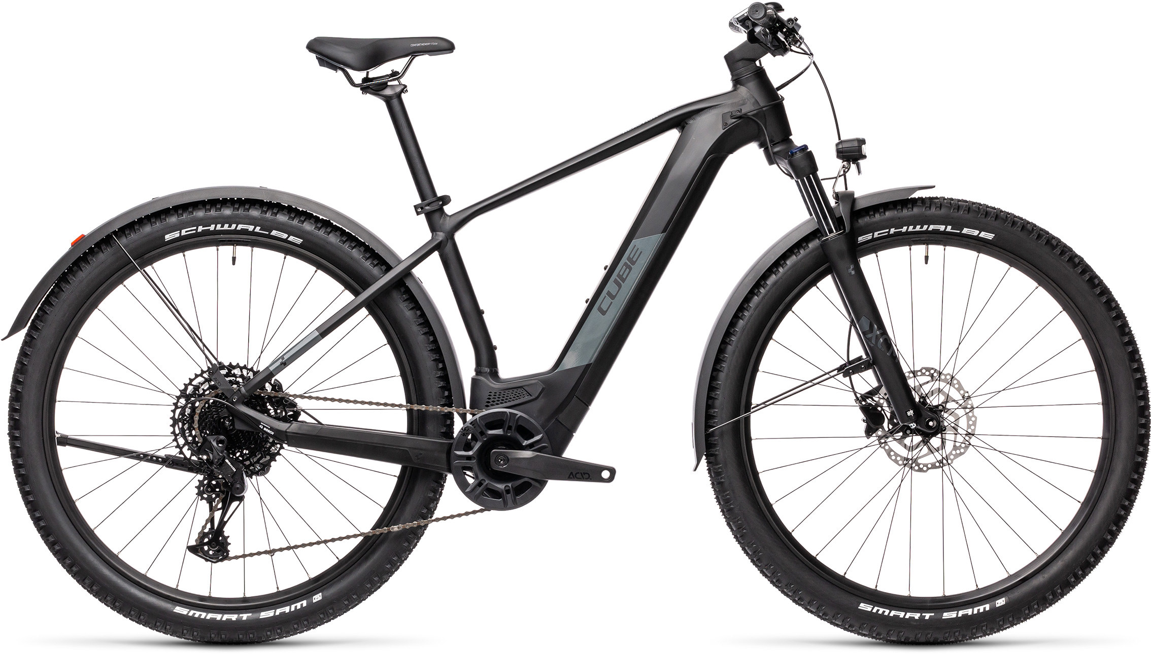 Reaction Hybrid Pro 500 29 Allroad black´n´grey | Bouticycle