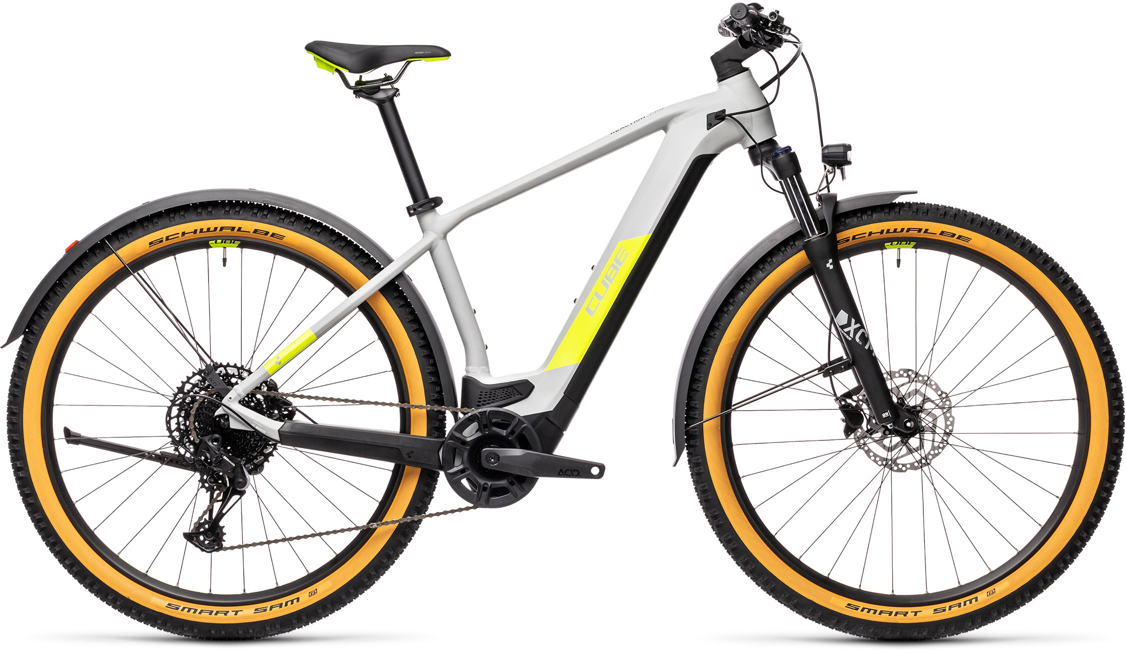 Reaction Hybrid Pro 500 29 Allroad grey´n´yellow | Bouticycle