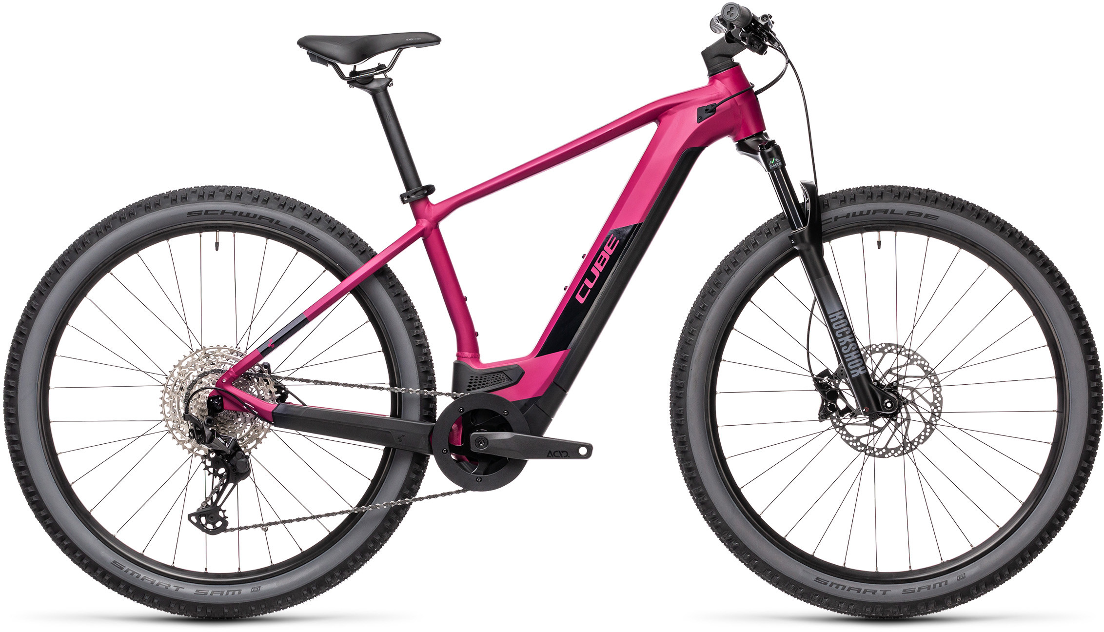 Reaction Hybrid Race 625 29 berry´n´black | Bouticycle
