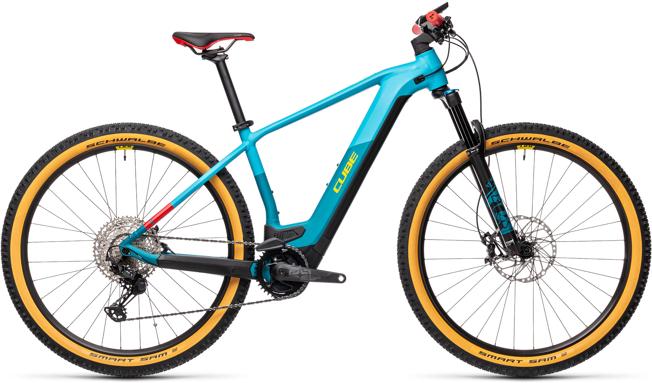 Reaction Hybrid SLT 625 29 petrol´n´peach | Bouticycle