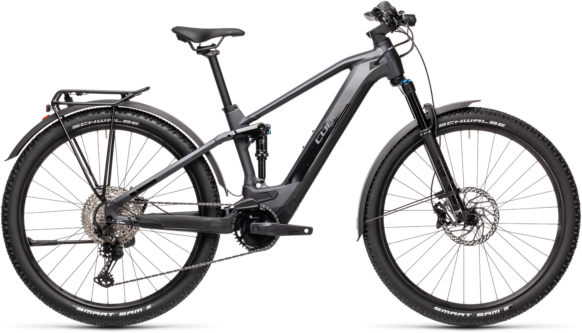 Stereo Hybrid 120 Race 625 Allroad iridium´n´black | Bouticycle