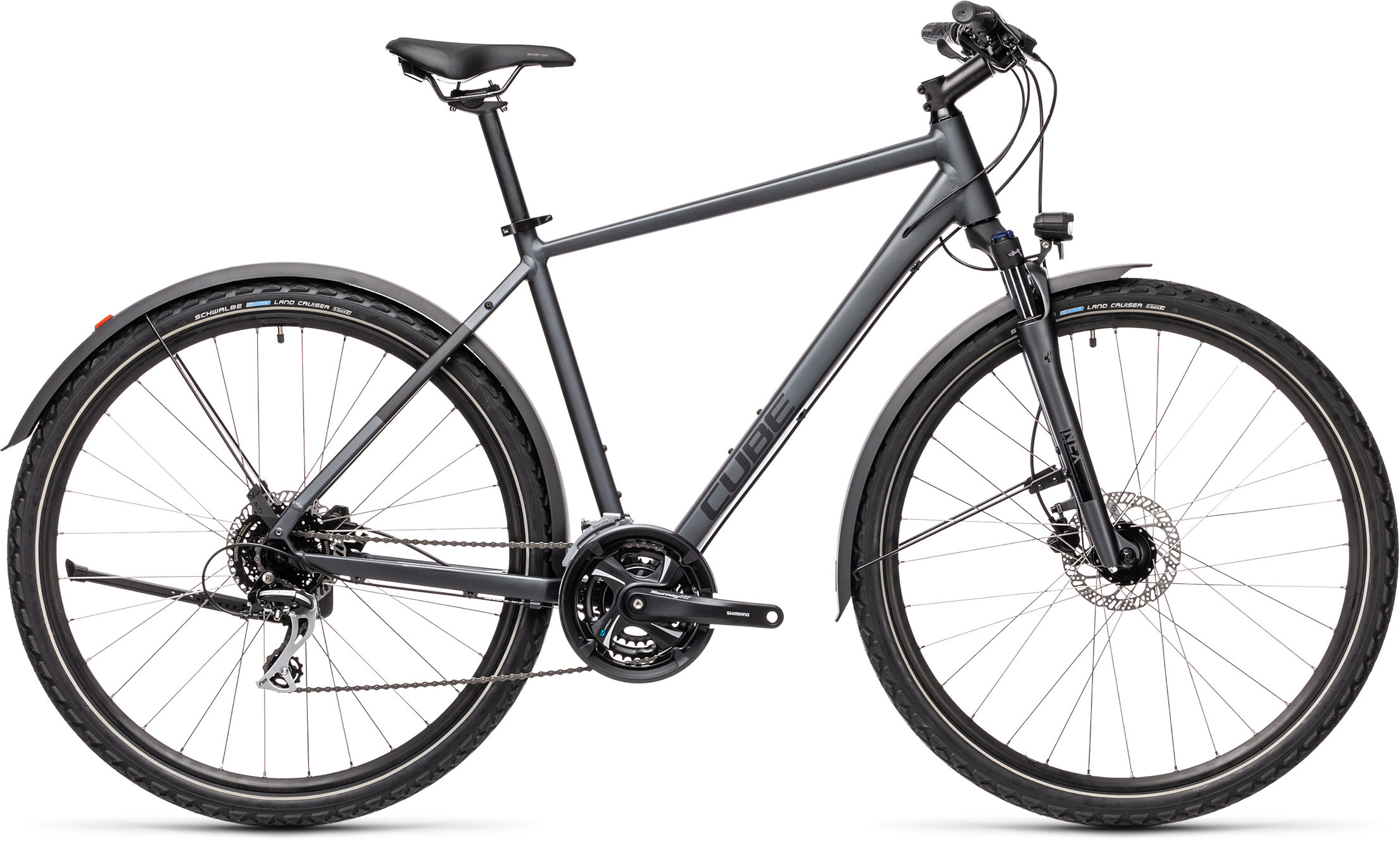 Nature Allroad iridium´n´black | Bouticycle