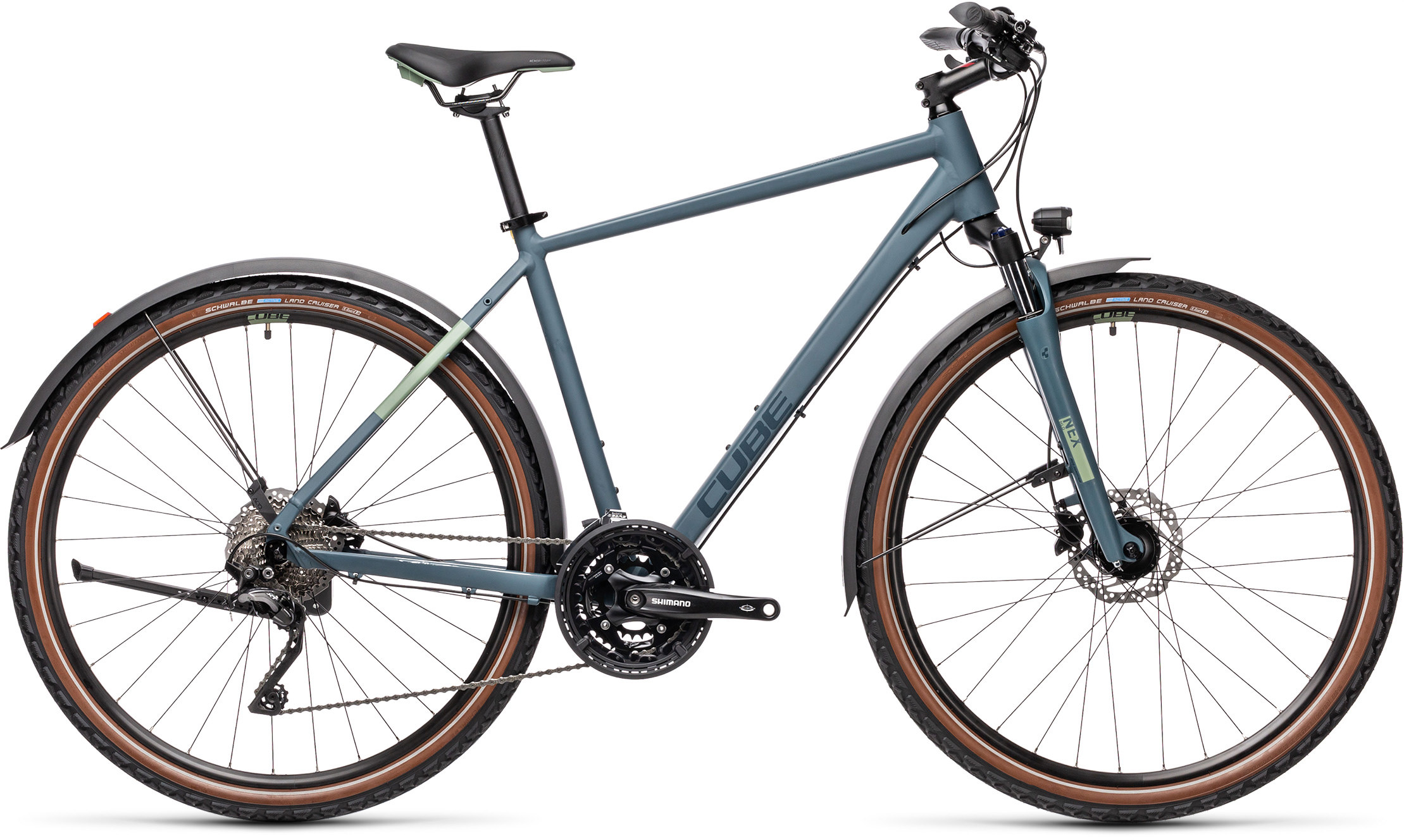 Nature Pro Allroad blue´n´green | Bouticycle