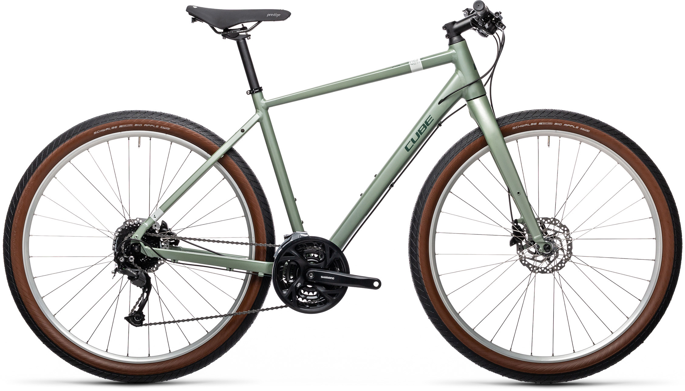 Hyde green`n´grey | Bouticycle