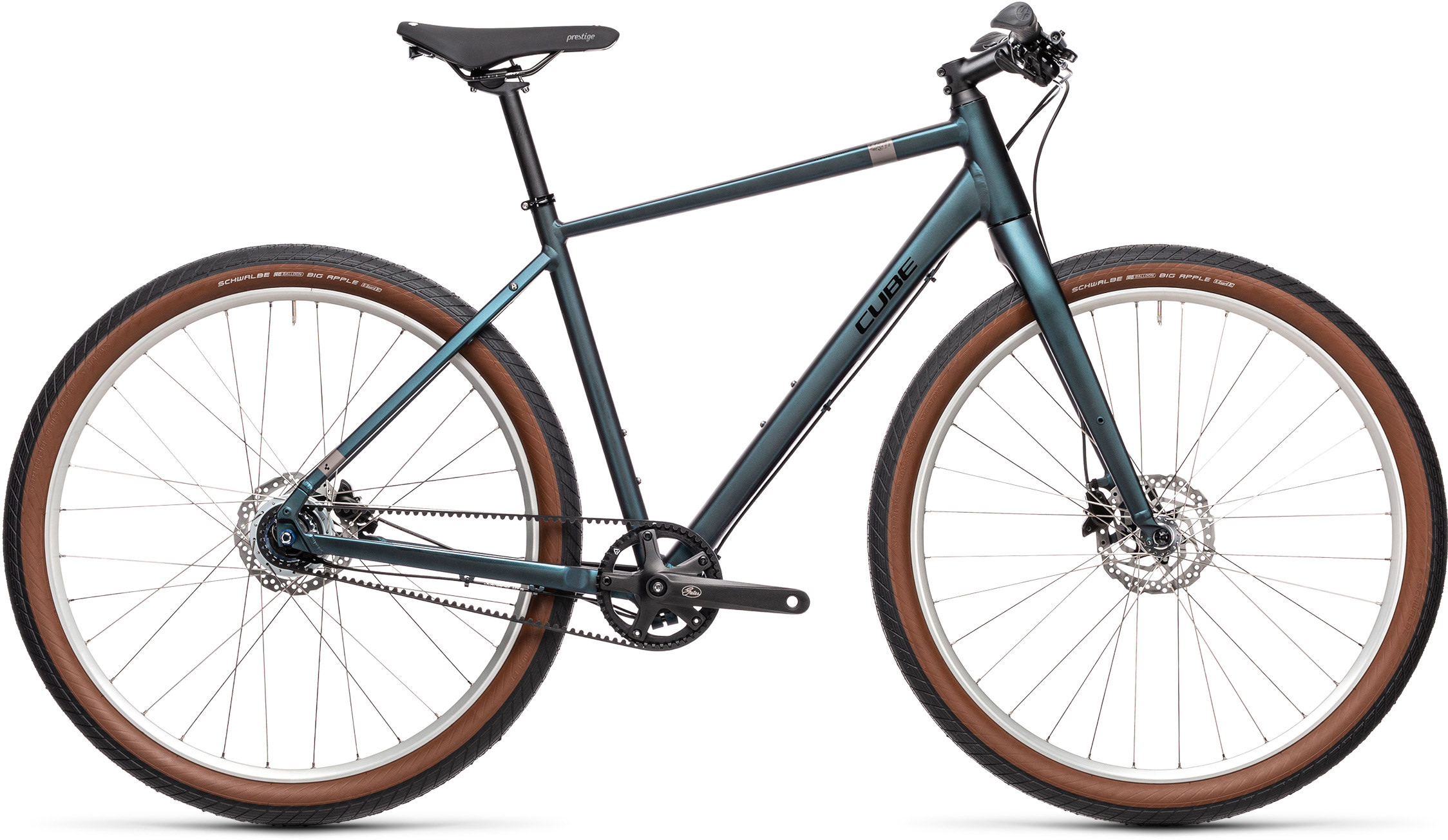 Hyde Pro deepblue´n´silver | Bouticycle