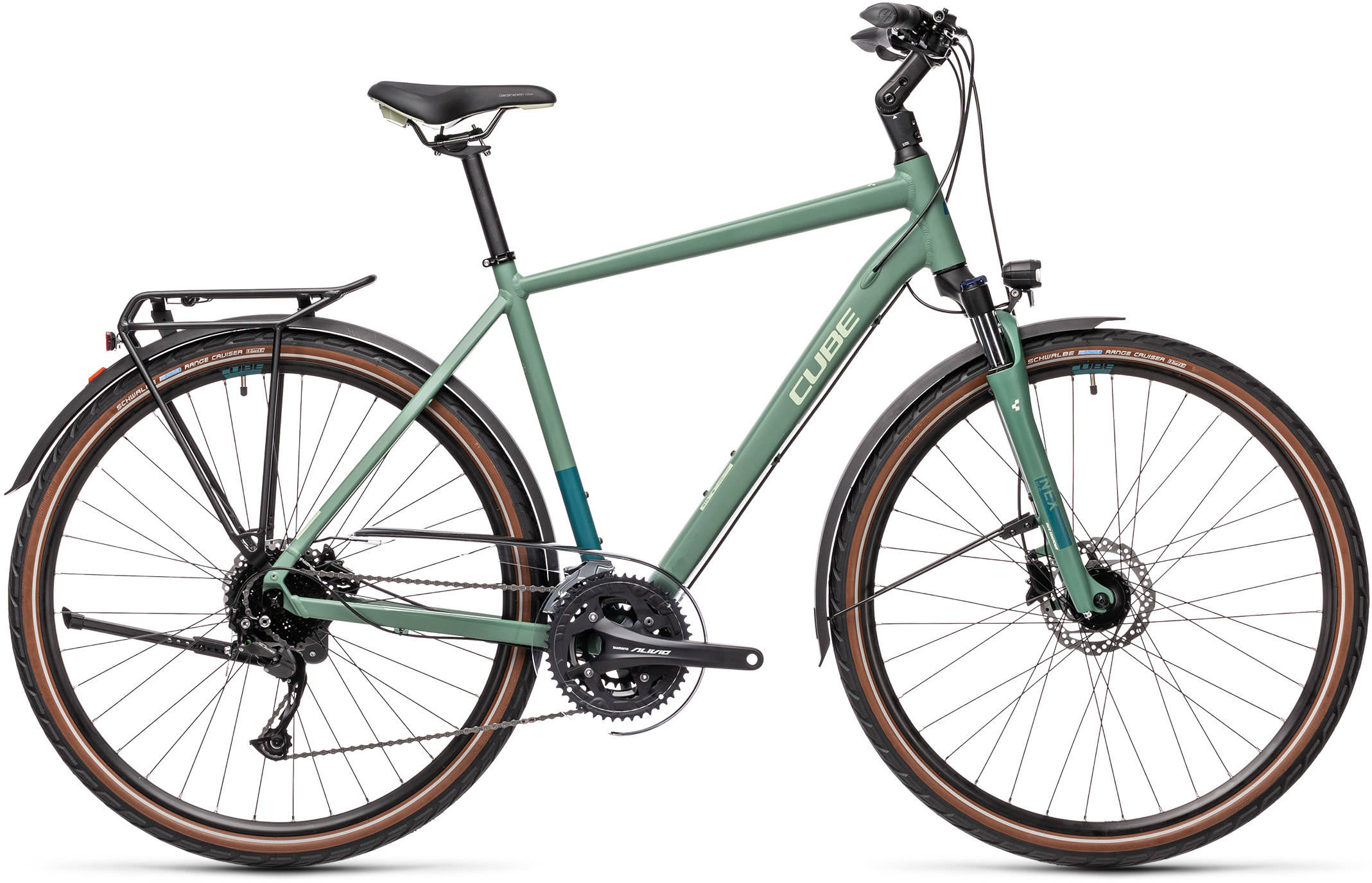Touring EXC greenblue´n´bluegreen | Bouticycle