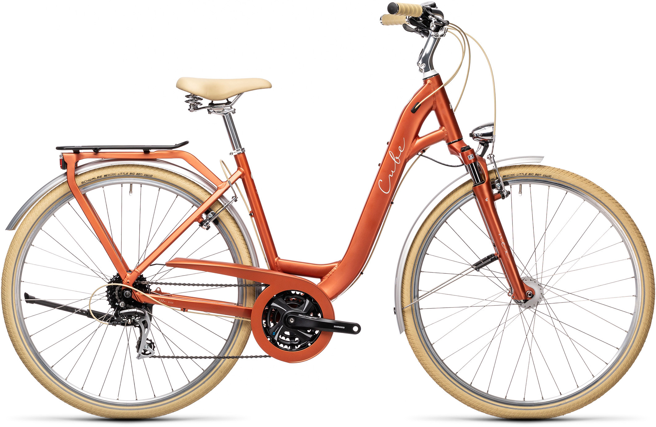 Ella Ride red´n´grey | Bouticycle