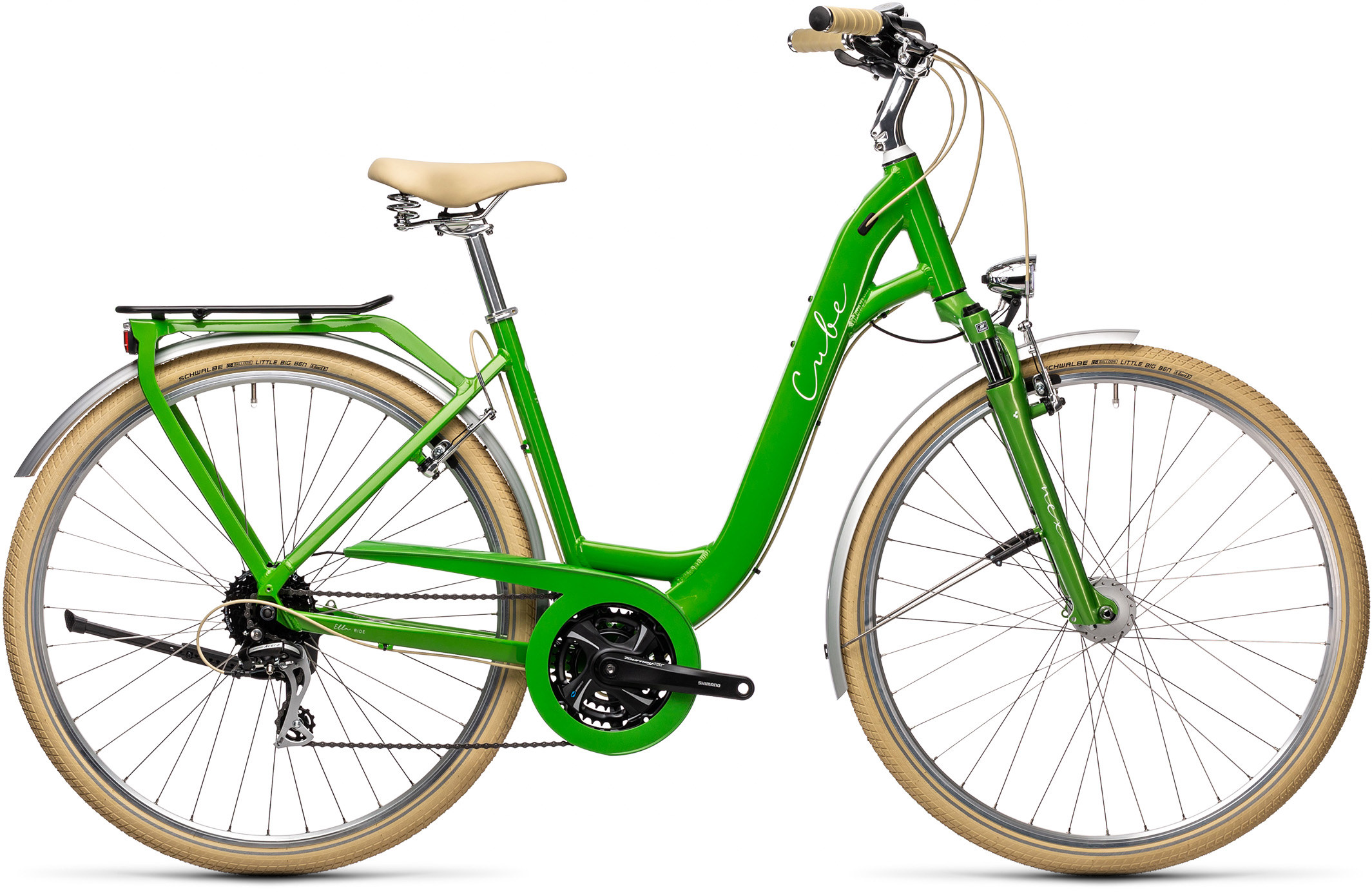 Ella Ride applegreen´n´white | Bouticycle